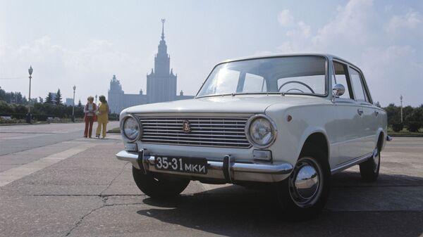 Советский легковой автомобиль ВАЗ 2101 - Sputnik Mundo