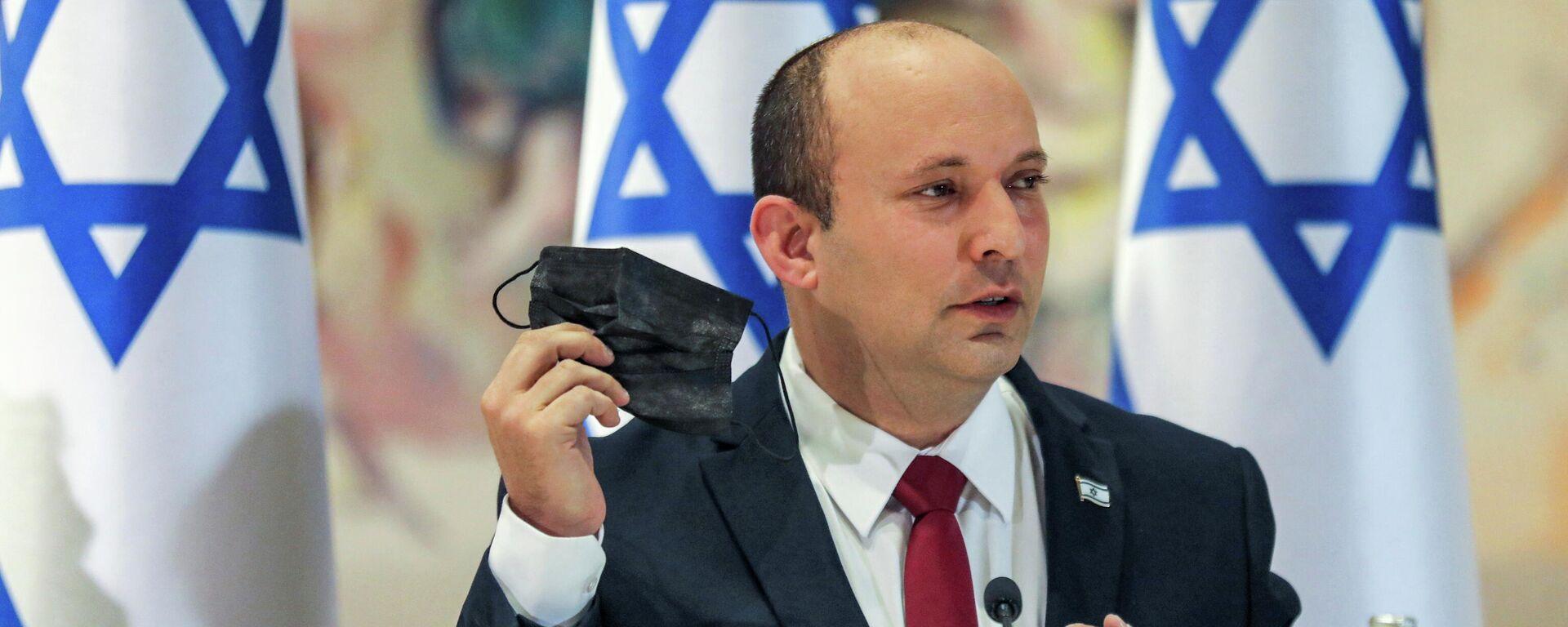 El primer ministro de Israel, Naftali Bennett - Sputnik Mundo, 1920, 20.07.2021