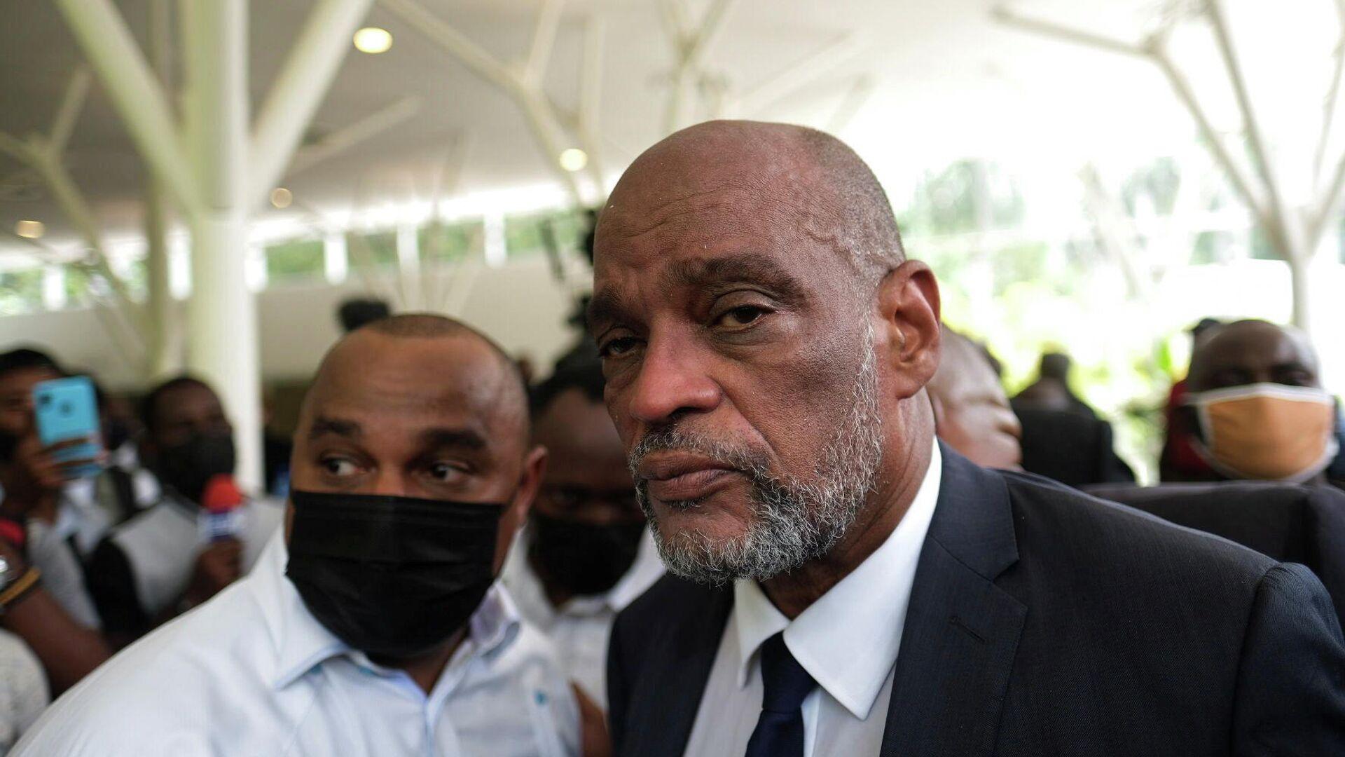 Ariel Henry asume como primer ministro de Haití - 20.07.2021, Sputnik Mundo