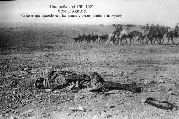 Campaña de Rif 1921 - Sputnik Mundo