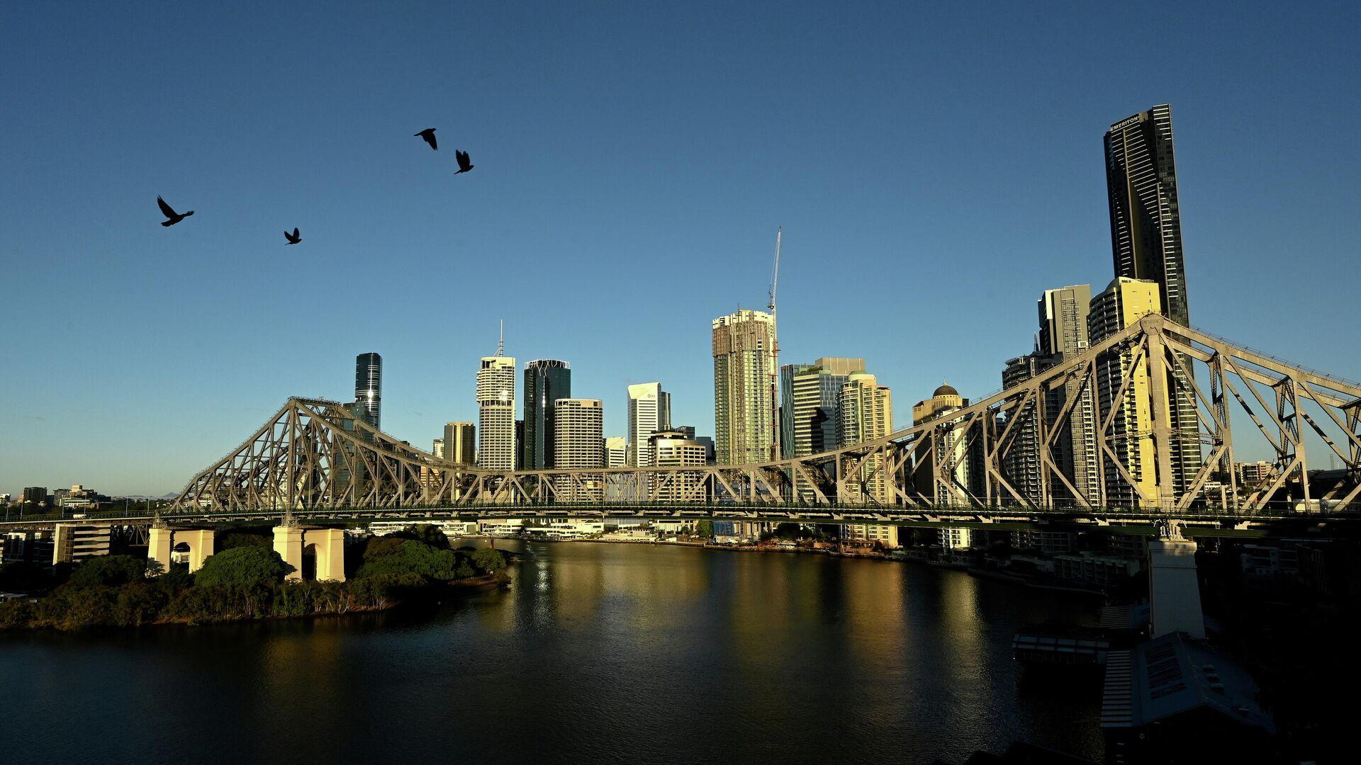 La ciudad australiana de Brisbane - Sputnik Mundo, 1920, 21.07.2021
