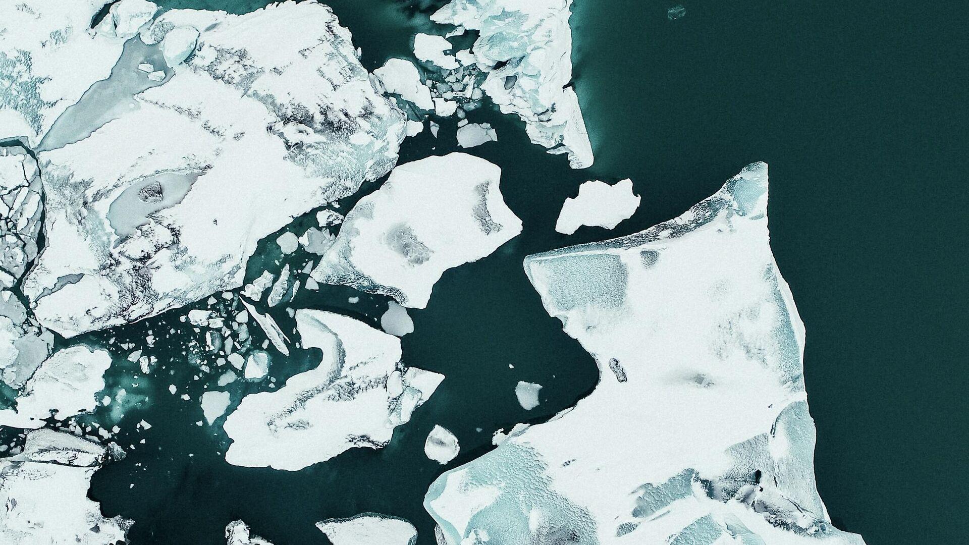 Un glaciar (imagen referencial) - Sputnik Mundo, 1920, 21.07.2021