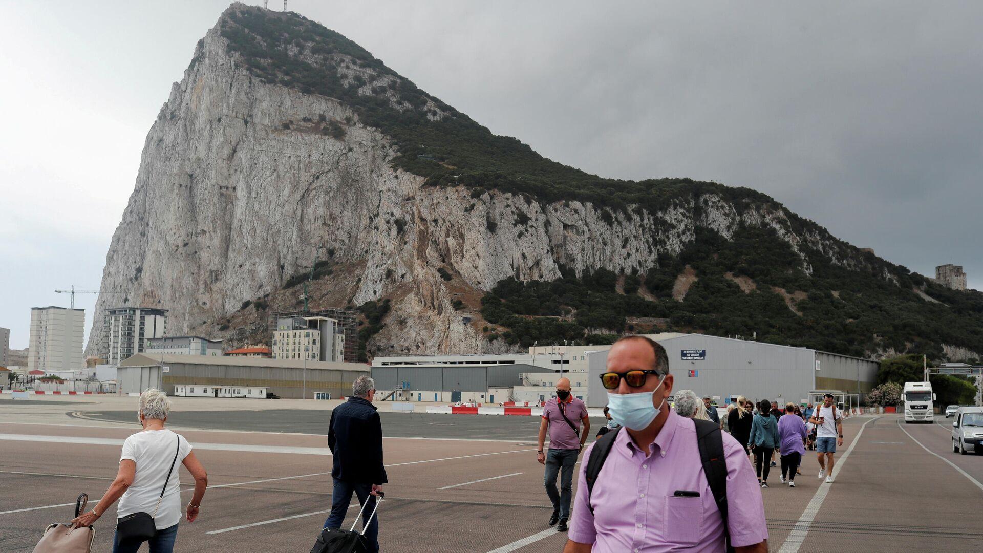 Gibraltar  - Sputnik Mundo, 1920, 21.07.2021