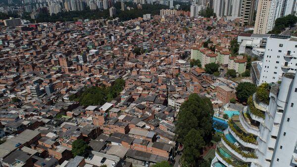 Paraisópolis, Sao paulo - Sputnik Mundo