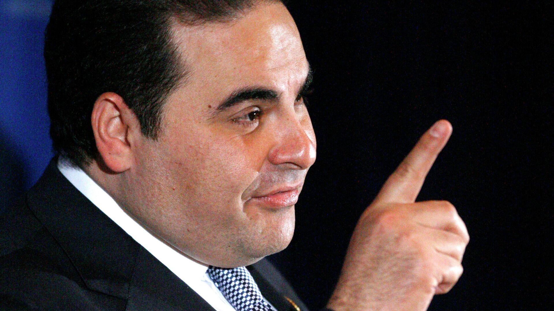 Antonio Sacaб expresidente de El Salvador - Sputnik Mundo, 1920, 21.07.2021