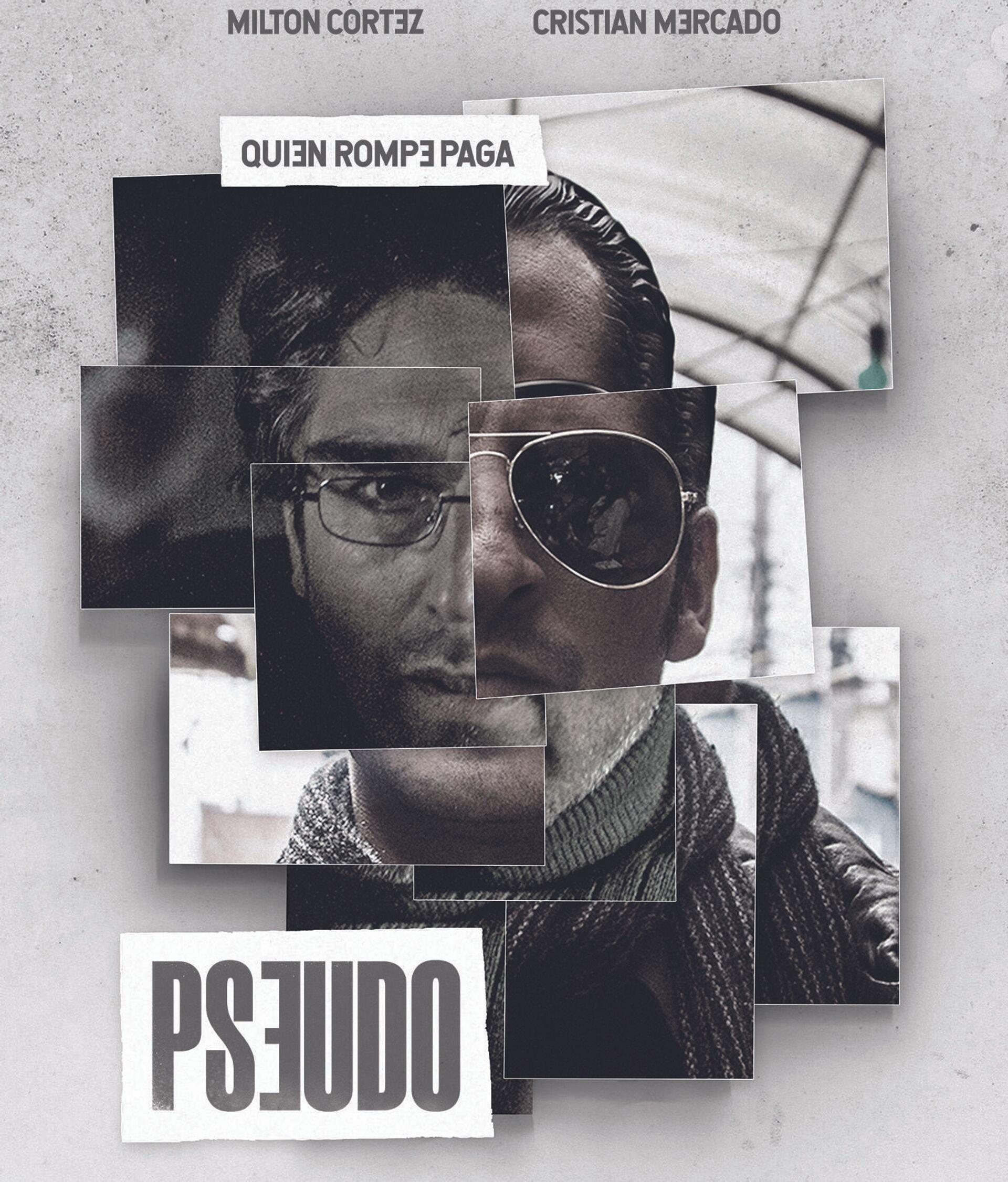 Póster de la película boliviana 'Pseudo' - Sputnik Mundo, 1920, 22.07.2021