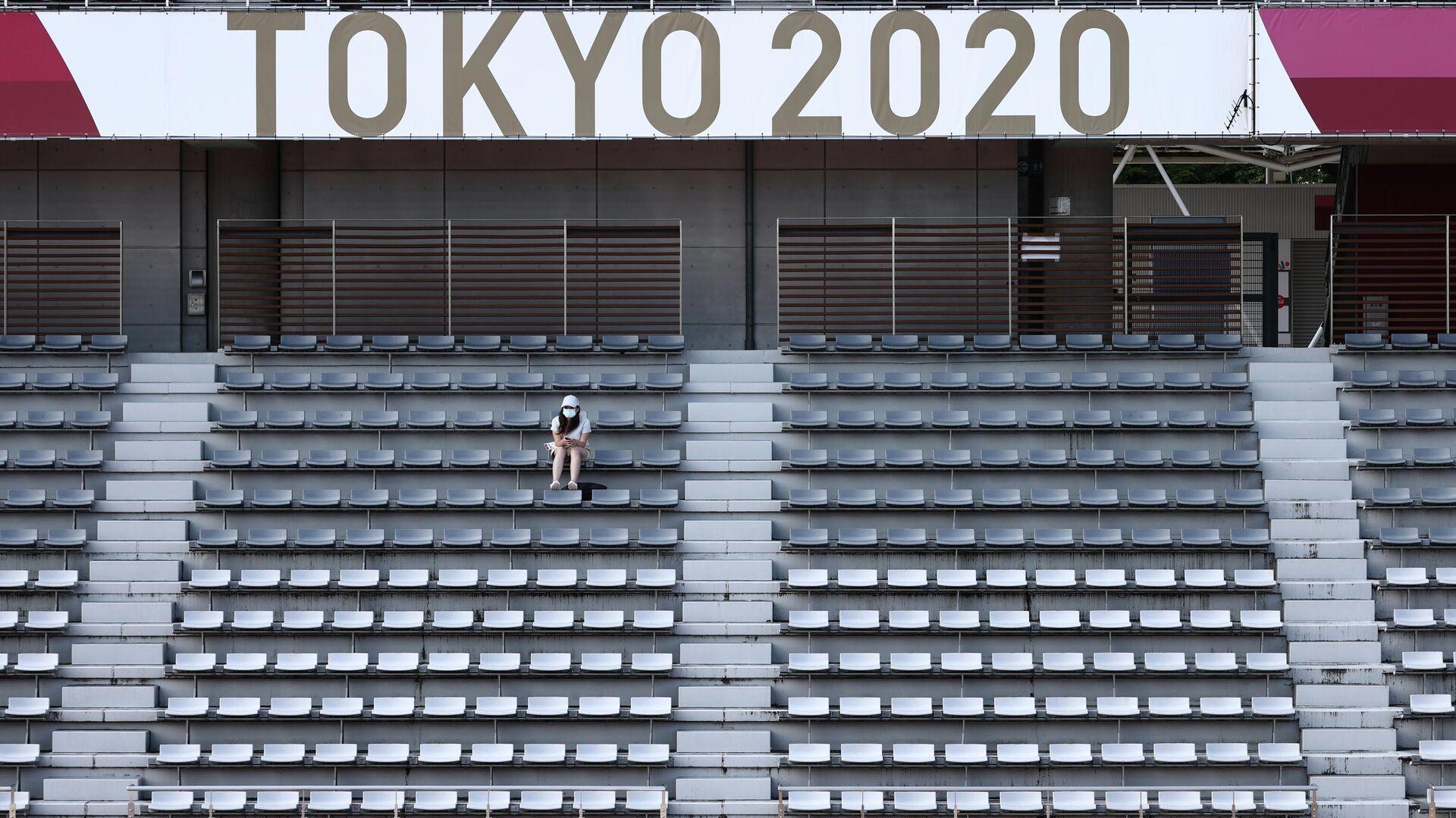 JJOO 2021 en Tokio - Sputnik Mundo, 1920, 22.07.2021