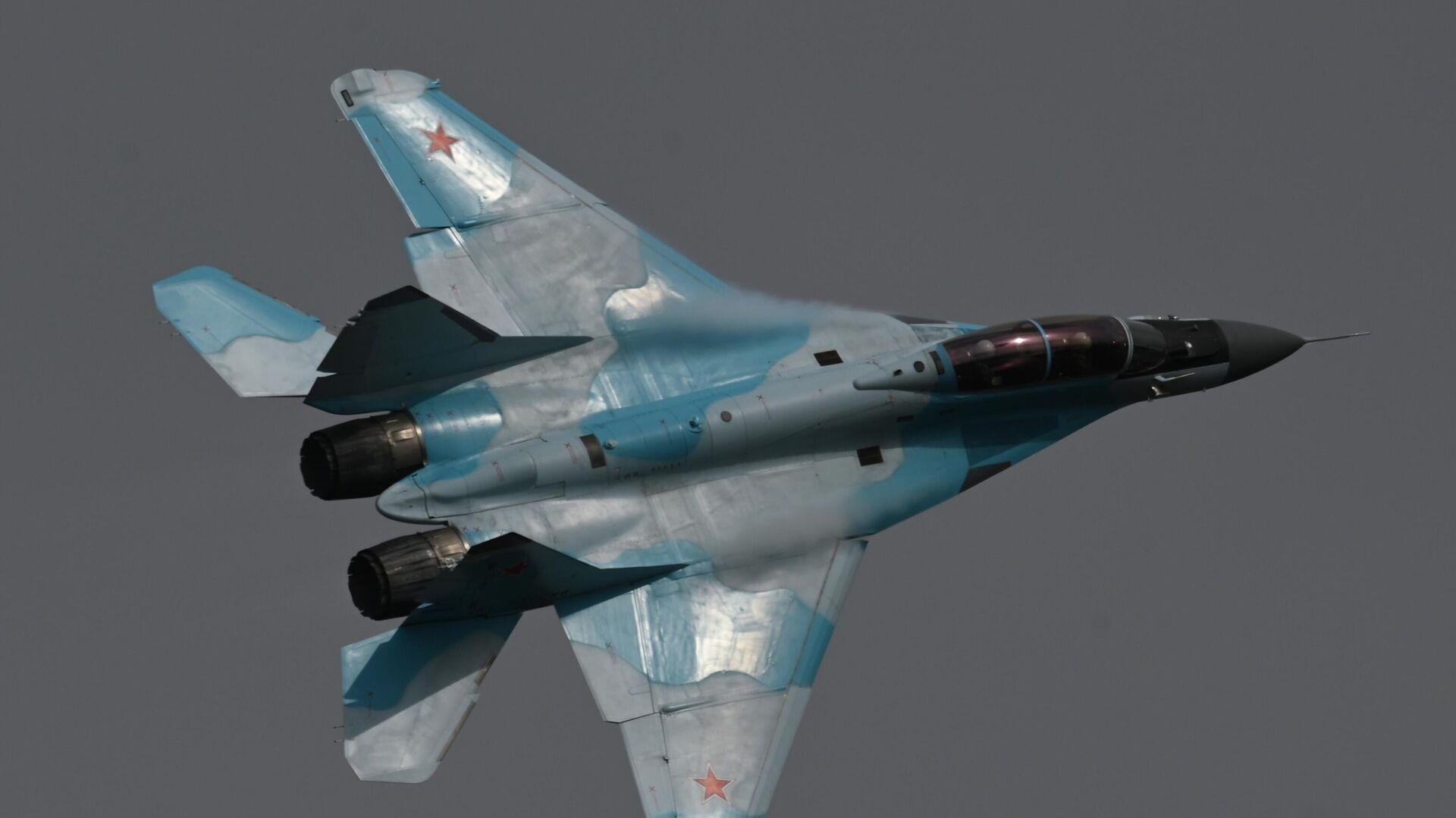 Сazas rusos MiG-35 - Sputnik Mundo, 1920, 22.07.2021