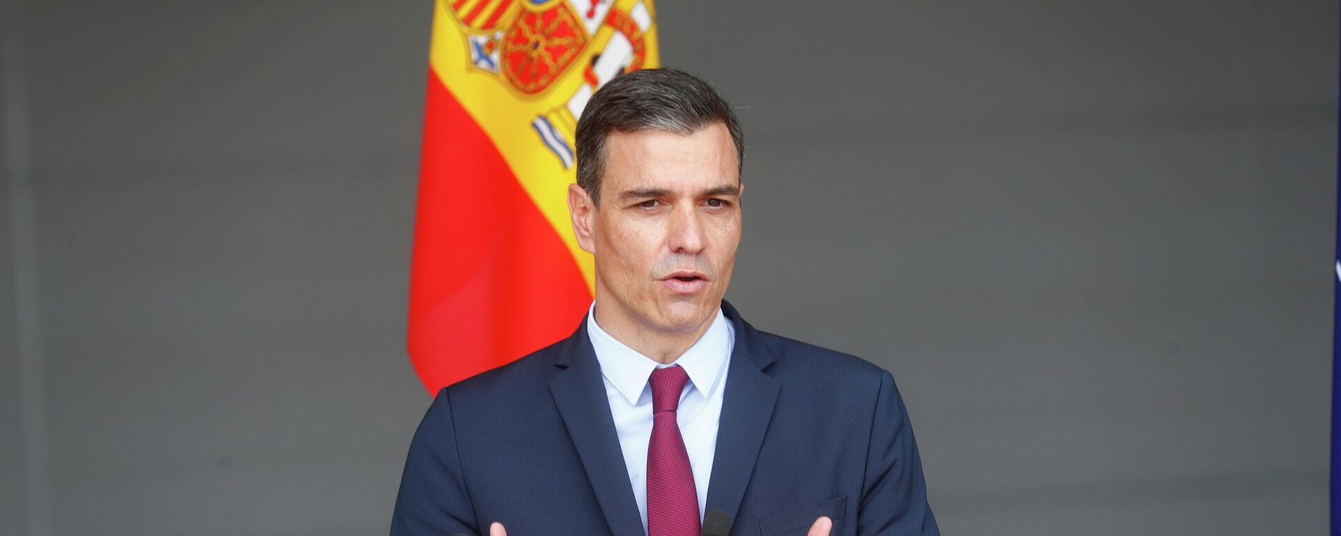 Pedro Sánchez, presidente del Gobierno español - Sputnik Mundo, 1920, 22.07.2021