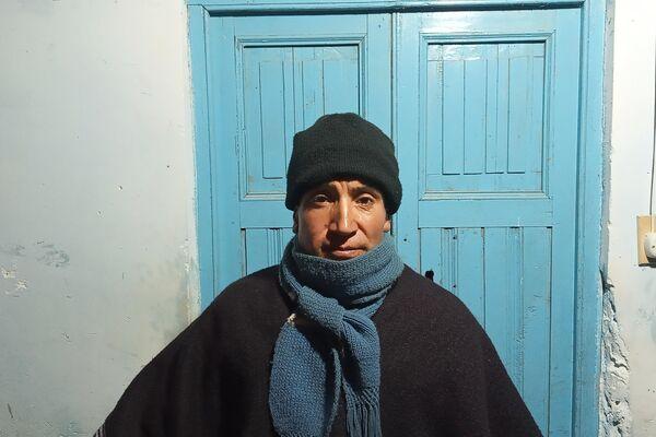 Lorenzo Bautista Gálvez, rondero del caserío Los Lanches - Sputnik Mundo