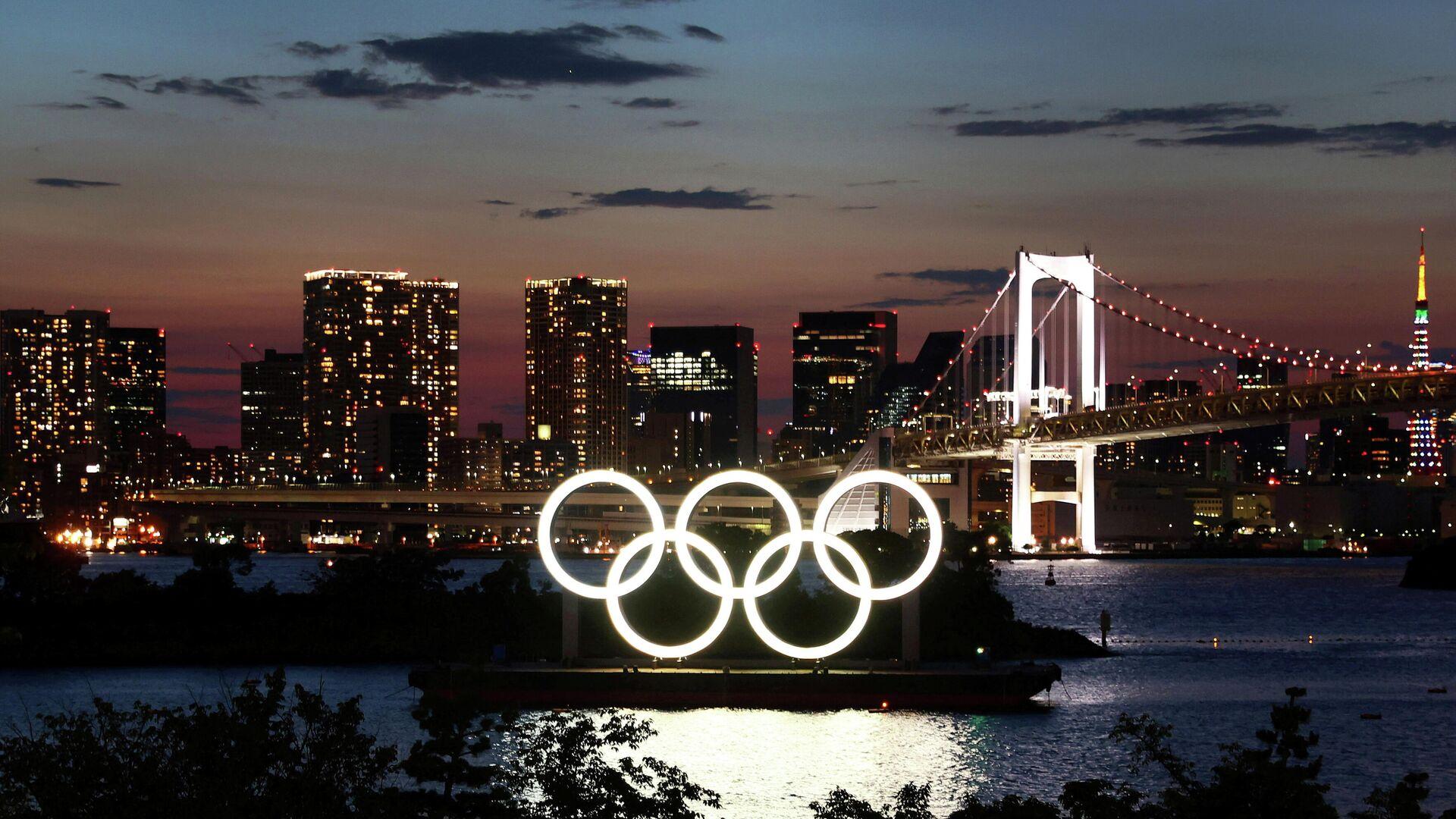 JJOO 2020 en Tokio, Japón - Sputnik Mundo, 1920, 23.07.2021
