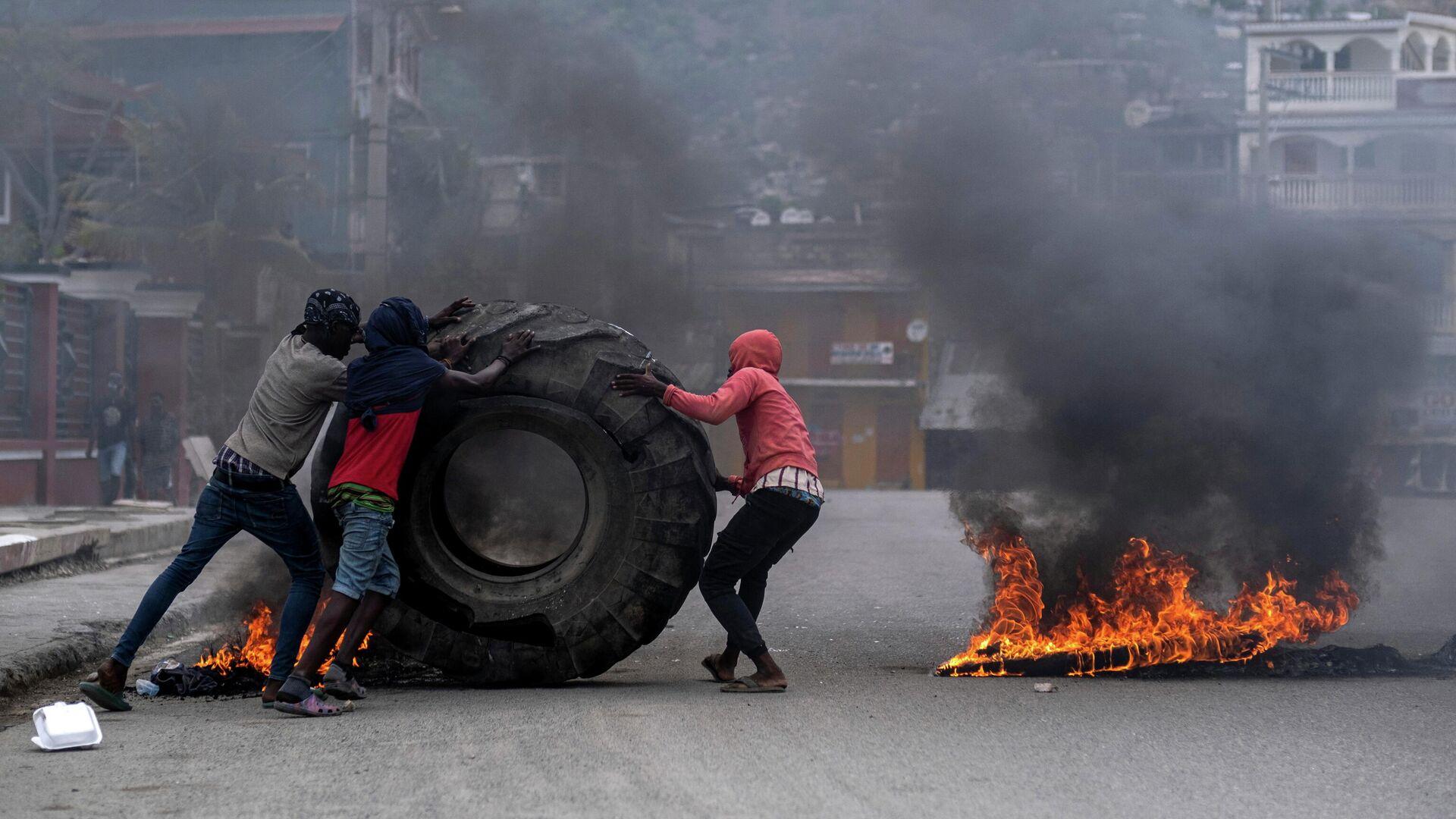 Disturbios en Cabo Haitiano, Haití - Sputnik Mundo, 1920, 23.07.2021
