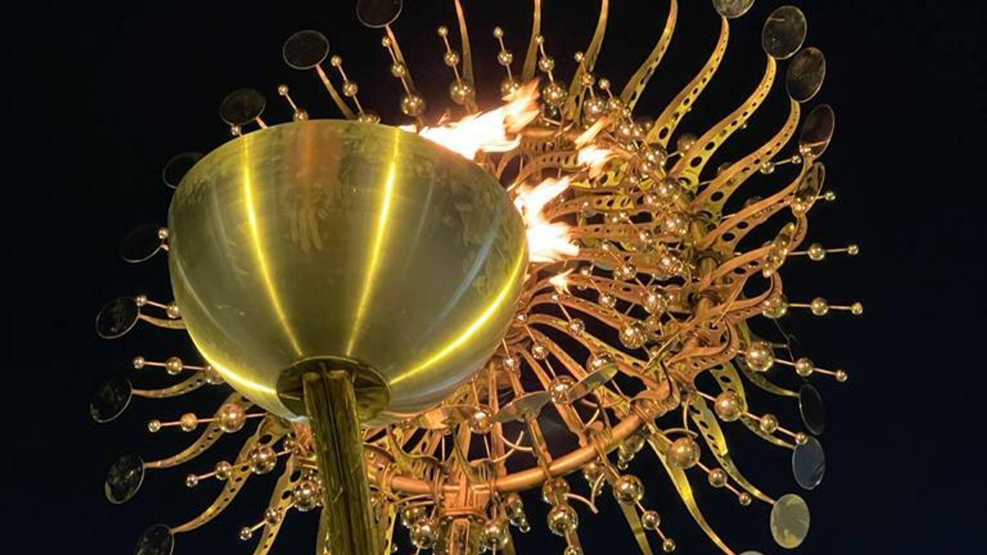 La llama olímpica en Río de Janeiro, Brasil - Sputnik Mundo, 1920, 23.07.2021
