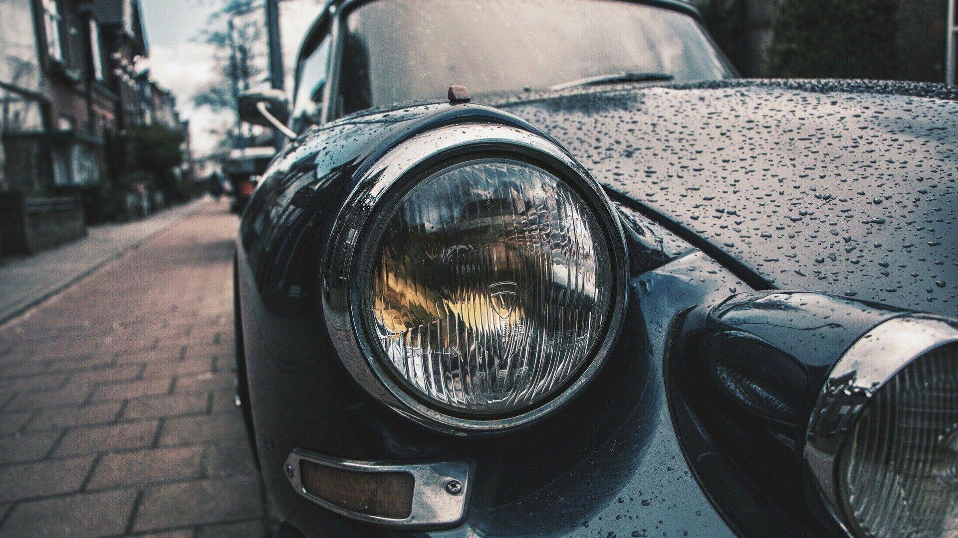 Un coche (imagen referencial) - Sputnik Mundo, 1920, 23.07.2021