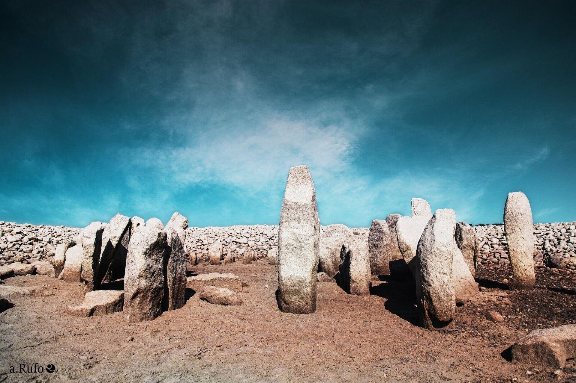 Menhires del dolmen de Guadalperal - Sputnik Mundo, 1920, 23.07.2021
