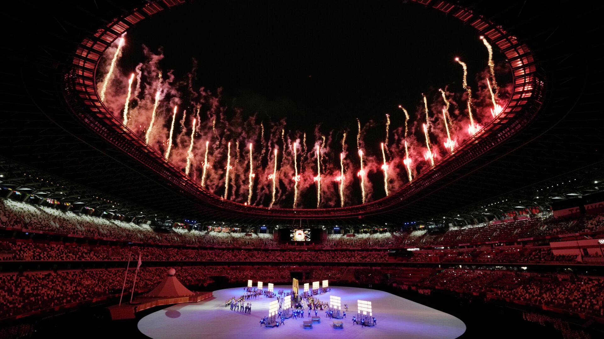 Ceremonia de inauguración de los JJOO en Tokio - Sputnik Mundo, 1920, 23.07.2021