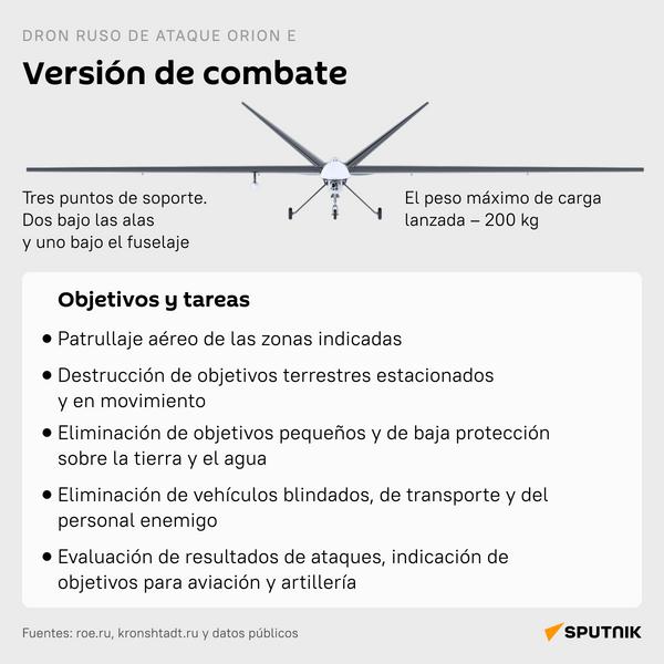 Orion E 5 - Sputnik Mundo