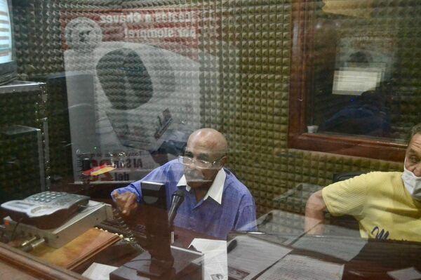 Emisora de la Coordinadora Simón Bolívar - Sputnik Mundo