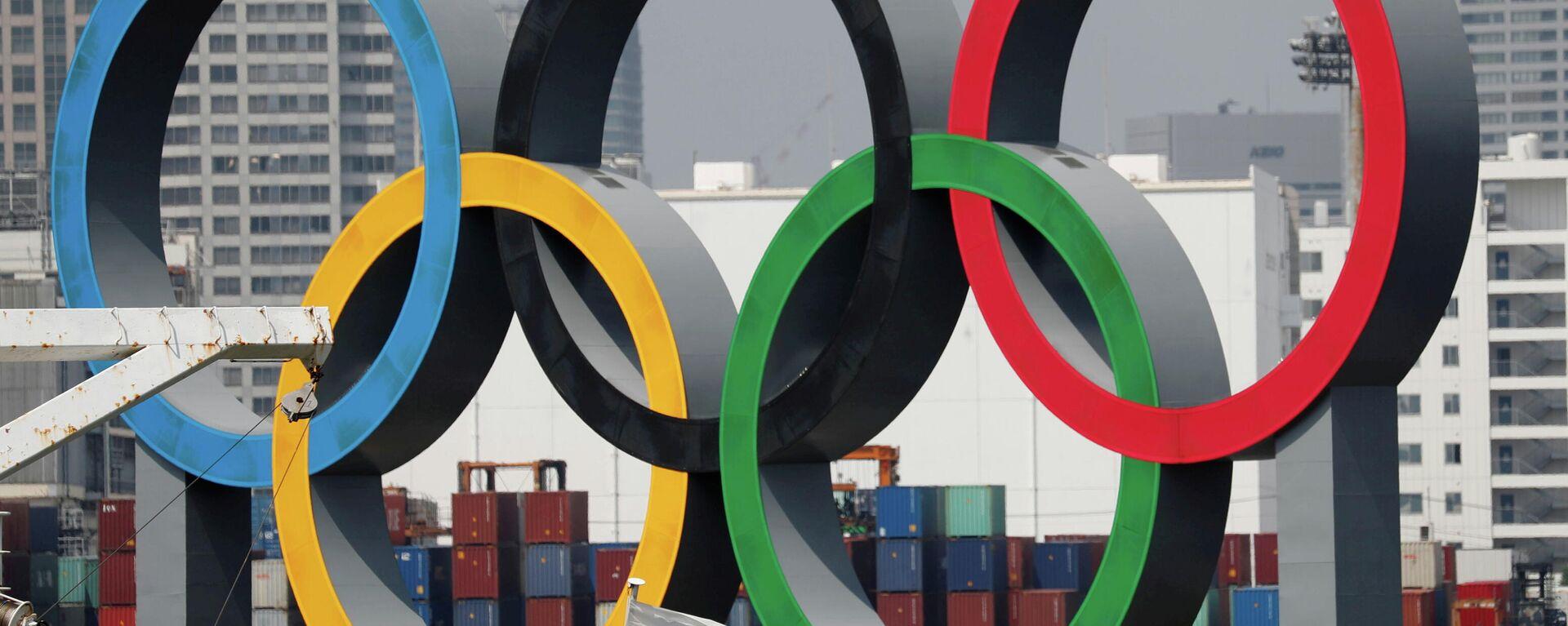 Tokio Juegos Olímpicos - Sputnik Mundo, 1920, 23.07.2021