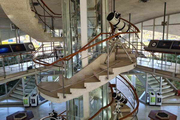 Planetario de Buenos Aires - Sputnik Mundo