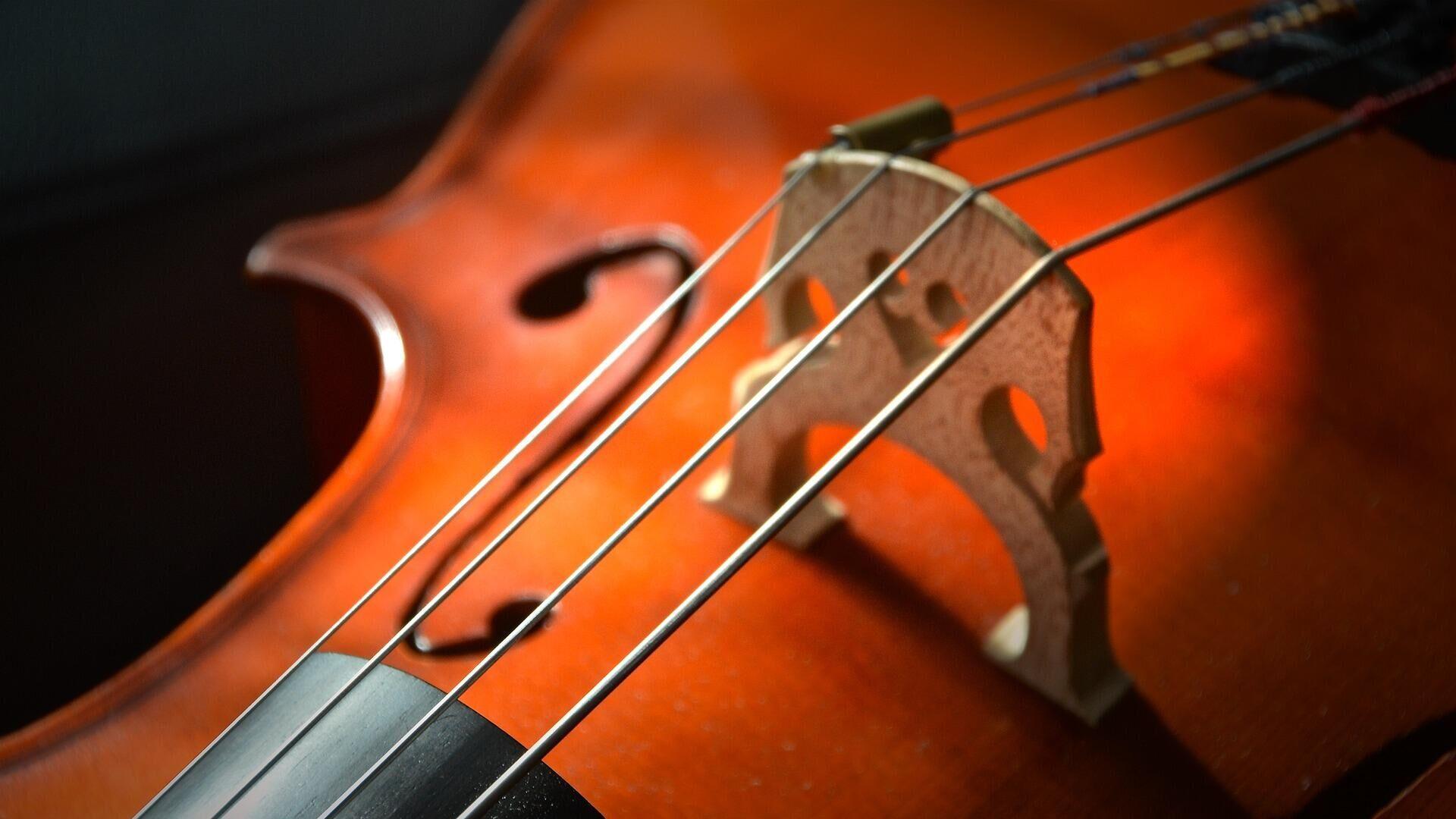 El violonchelo, imagen ilustrativa - Sputnik Mundo, 1920, 25.07.2021