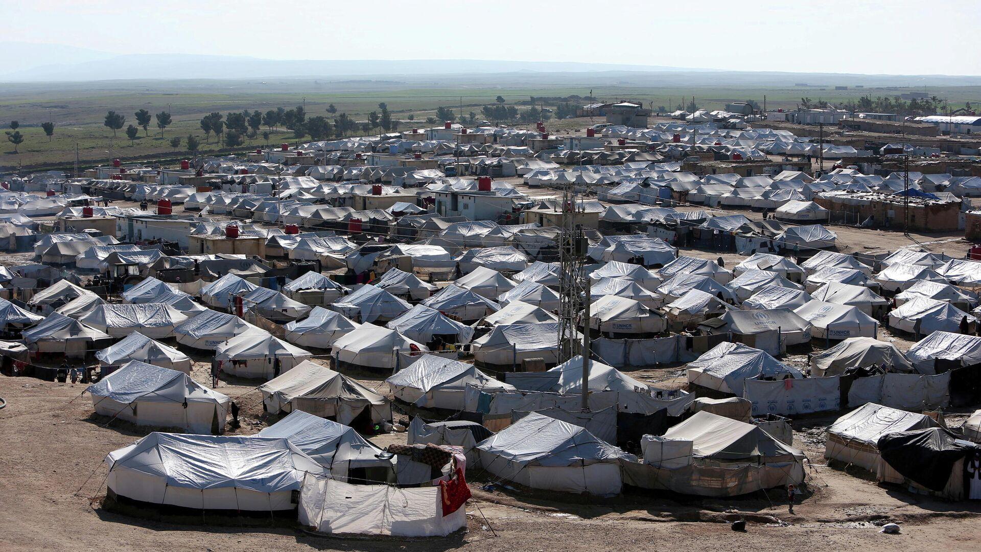 Campamento Al Hol en Siria - Sputnik Mundo, 1920, 26.07.2021