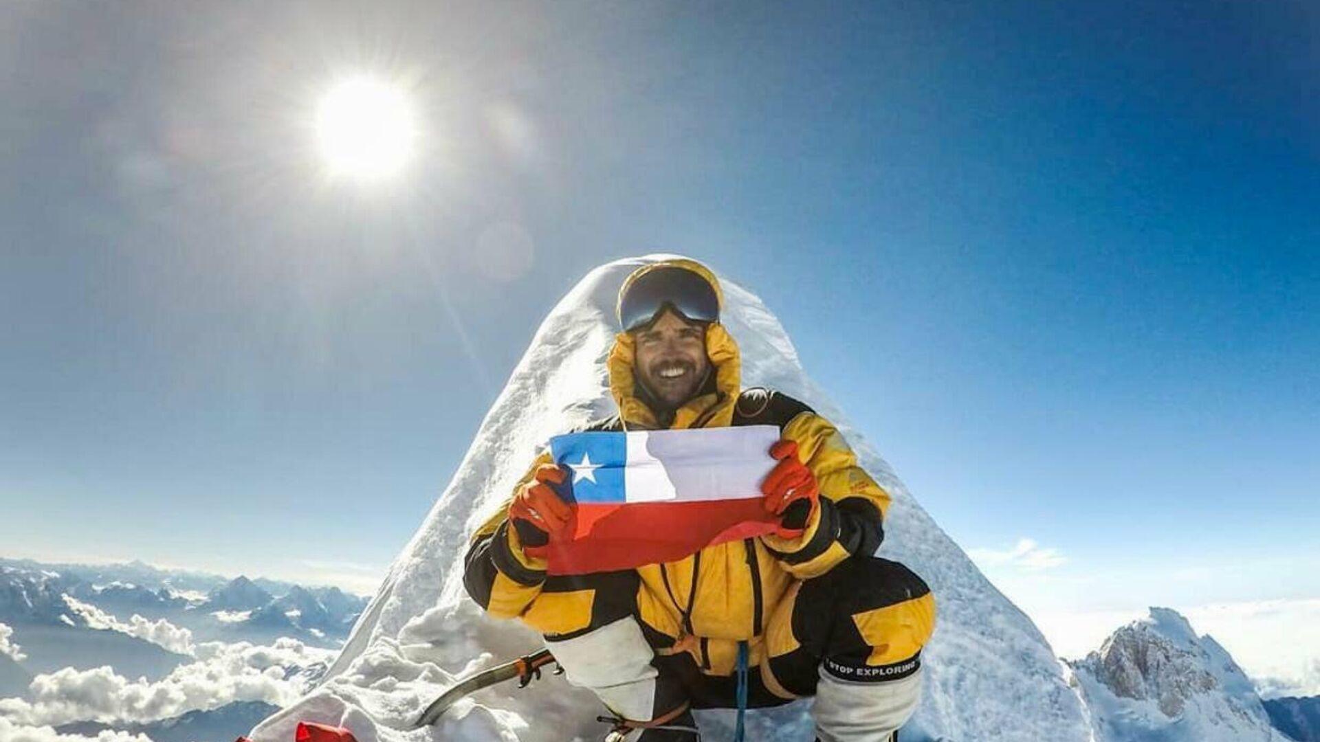 Juan Pablo Mohr, alpinista chileno - Sputnik Mundo, 1920, 26.07.2021