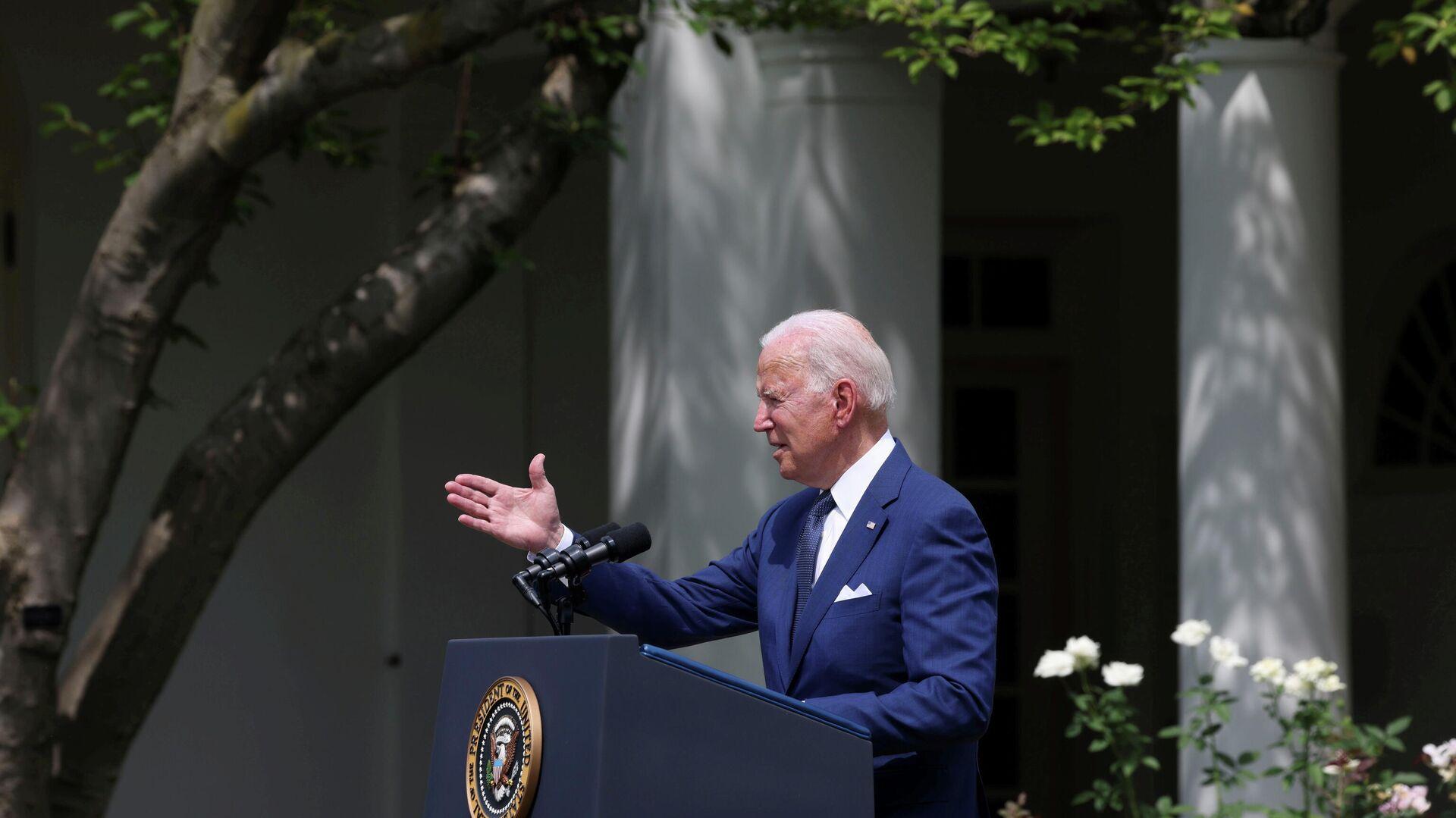 Joe Biden, presidente de EEUU - Sputnik Mundo, 1920, 27.07.2021