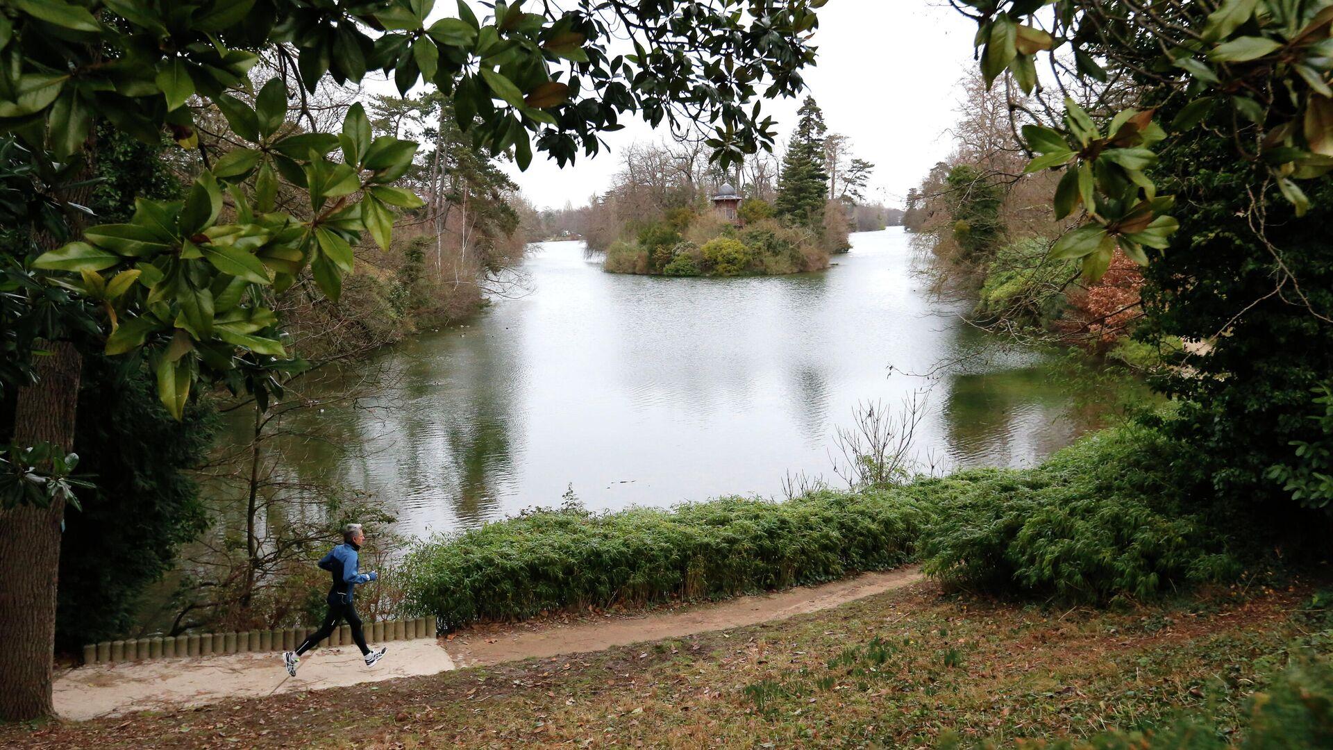 Parque de Bois de Boulogne (París), donde encontraron el cadáver - Sputnik Mundo, 1920, 27.07.2021