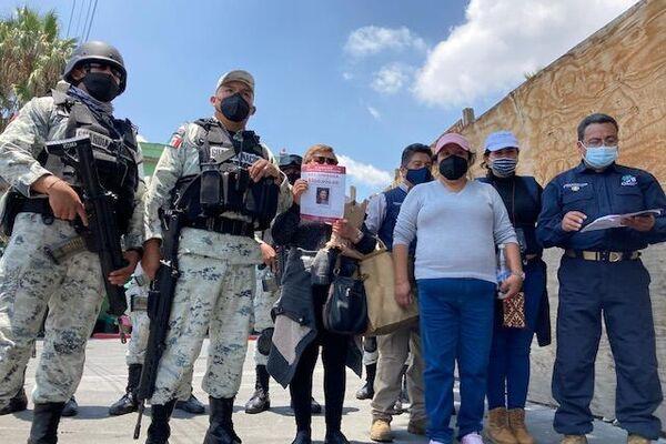 Familia y autoridades realizan búsqueda de la defensora Grisell Rivera en la CDMX - Sputnik Mundo