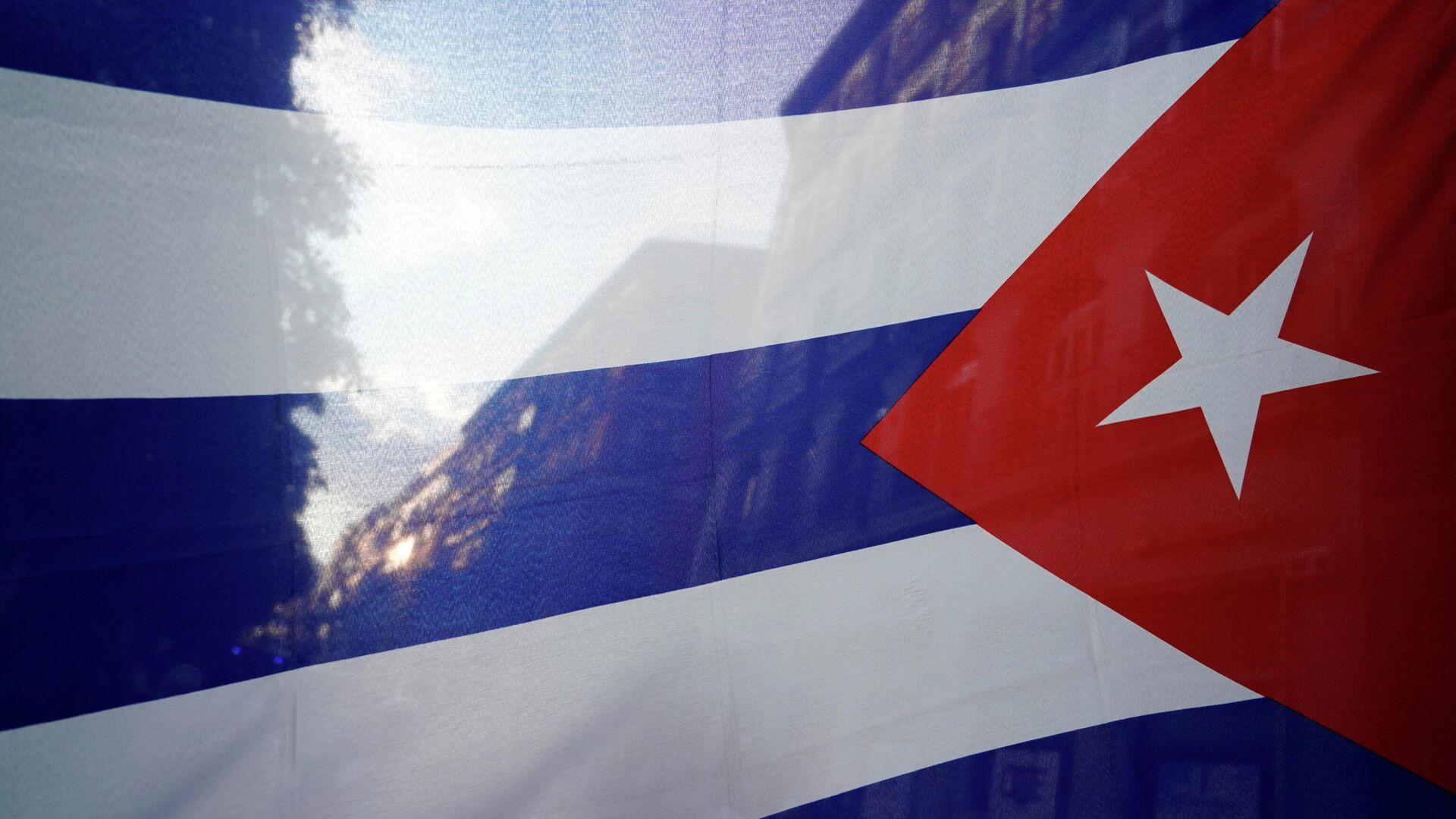 La bandera de Cuba - Sputnik Mundo, 1920, 19.08.2021