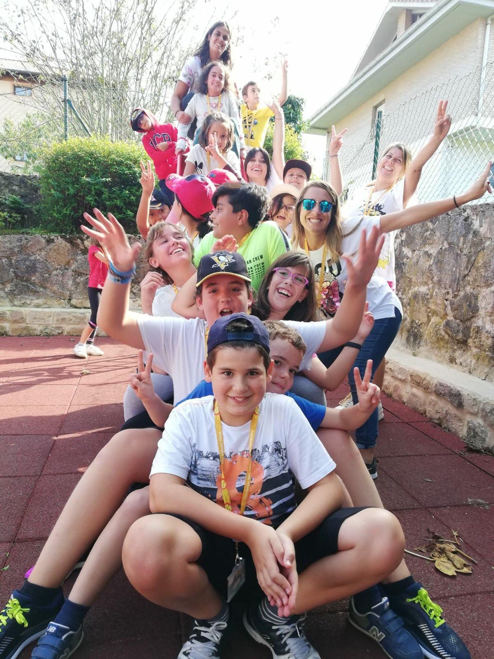 Actividad con niños y niñas de la Fundación Blas Méndez Ponce - Sputnik Mundo, 1920, 30.07.2021