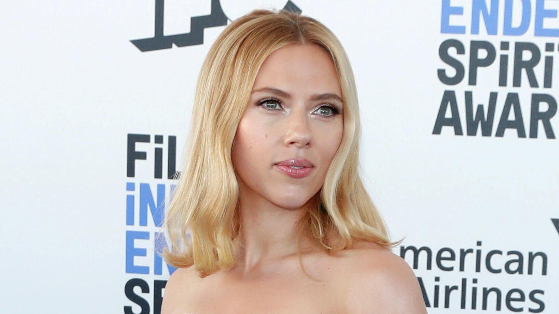 Scarlett Johansson, actriz estadounidense - Sputnik Mundo, 1920, 20.08.2021