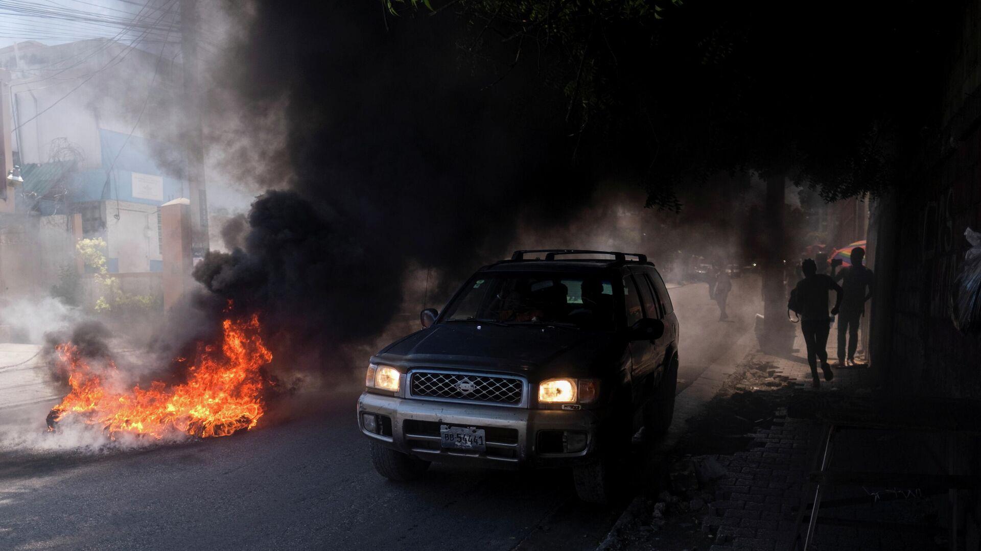 Protestas en Haití - Sputnik Mundo, 1920, 02.08.2021