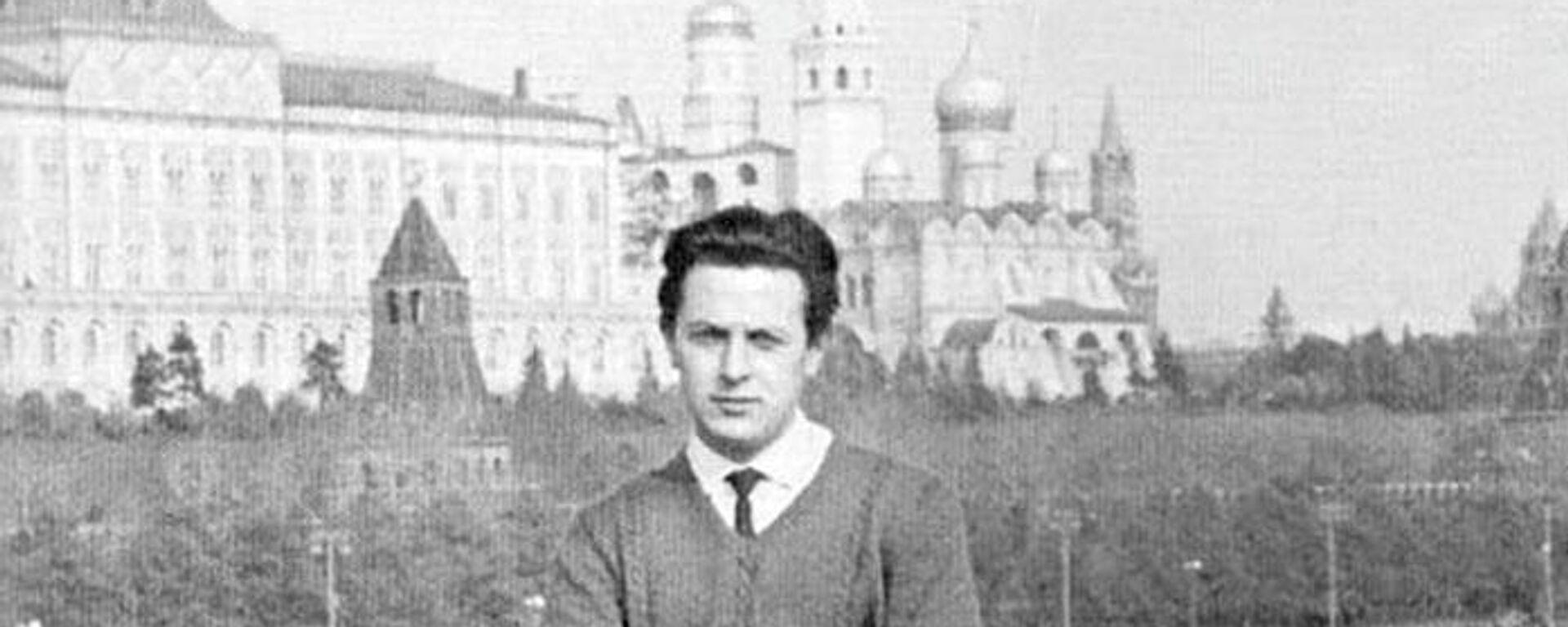 Vladimir Roslik en Moscú - Sputnik Mundo, 1920, 02.08.2021