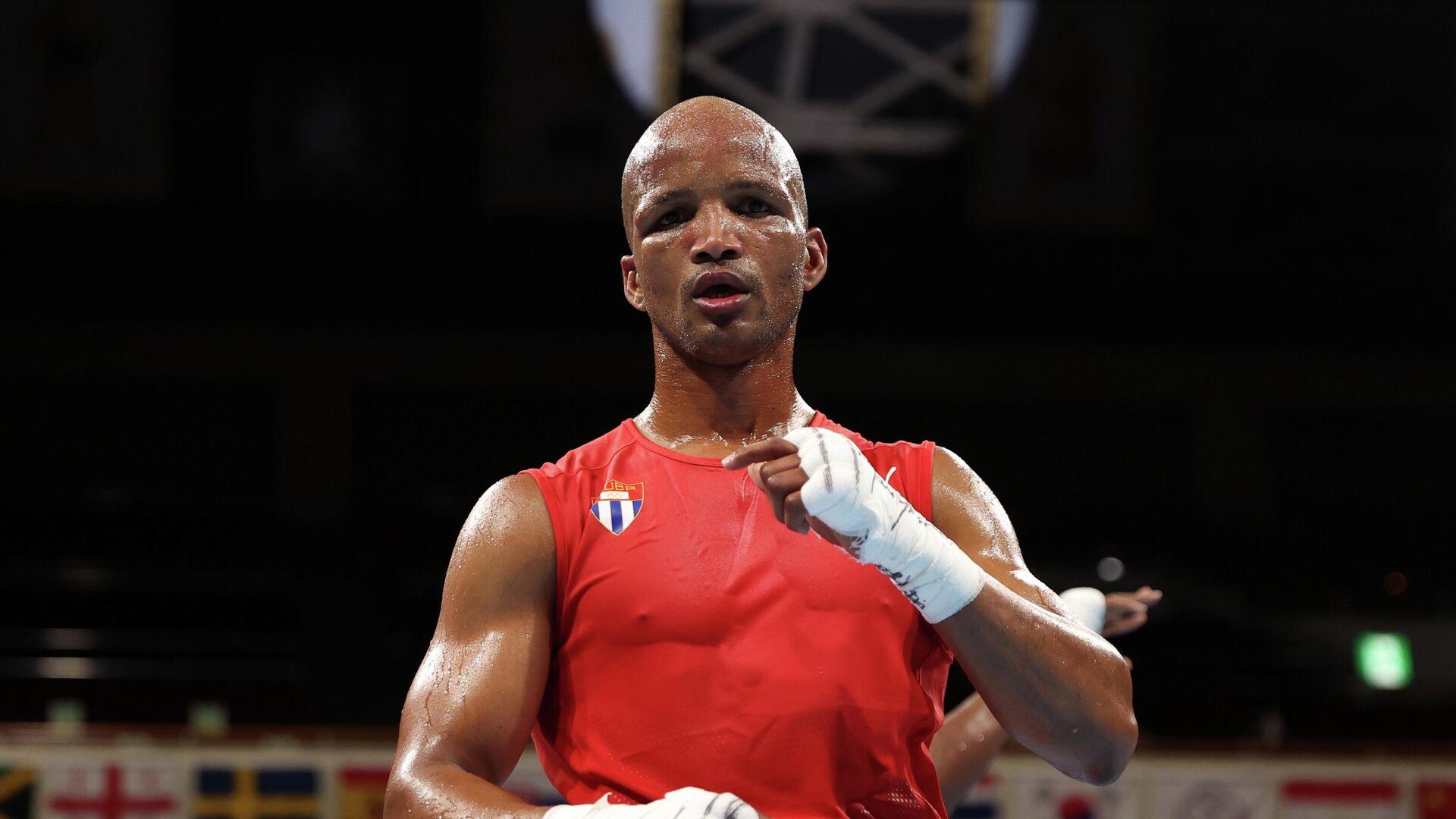 Roniel Iglesias, boxeador cubano - Sputnik Mundo, 1920, 03.08.2021