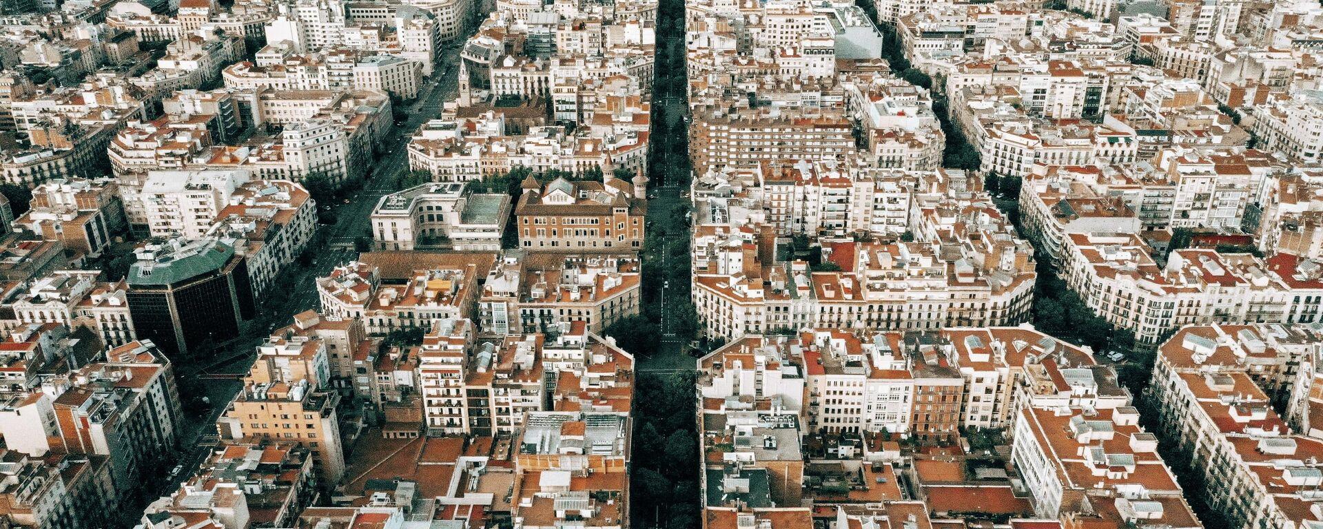 Barcelona - Sputnik Mundo, 1920, 03.08.2021