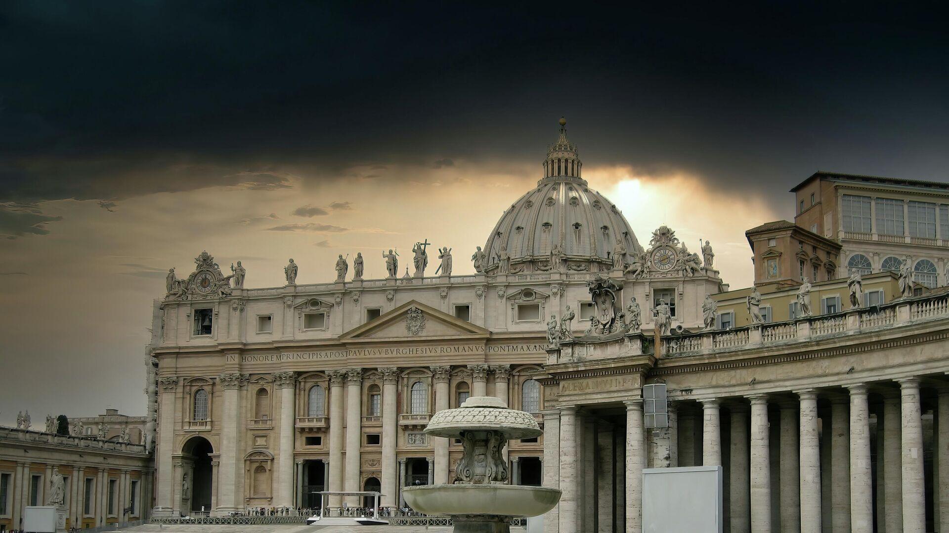 Vaticano - Sputnik Mundo, 1920, 04.08.2021