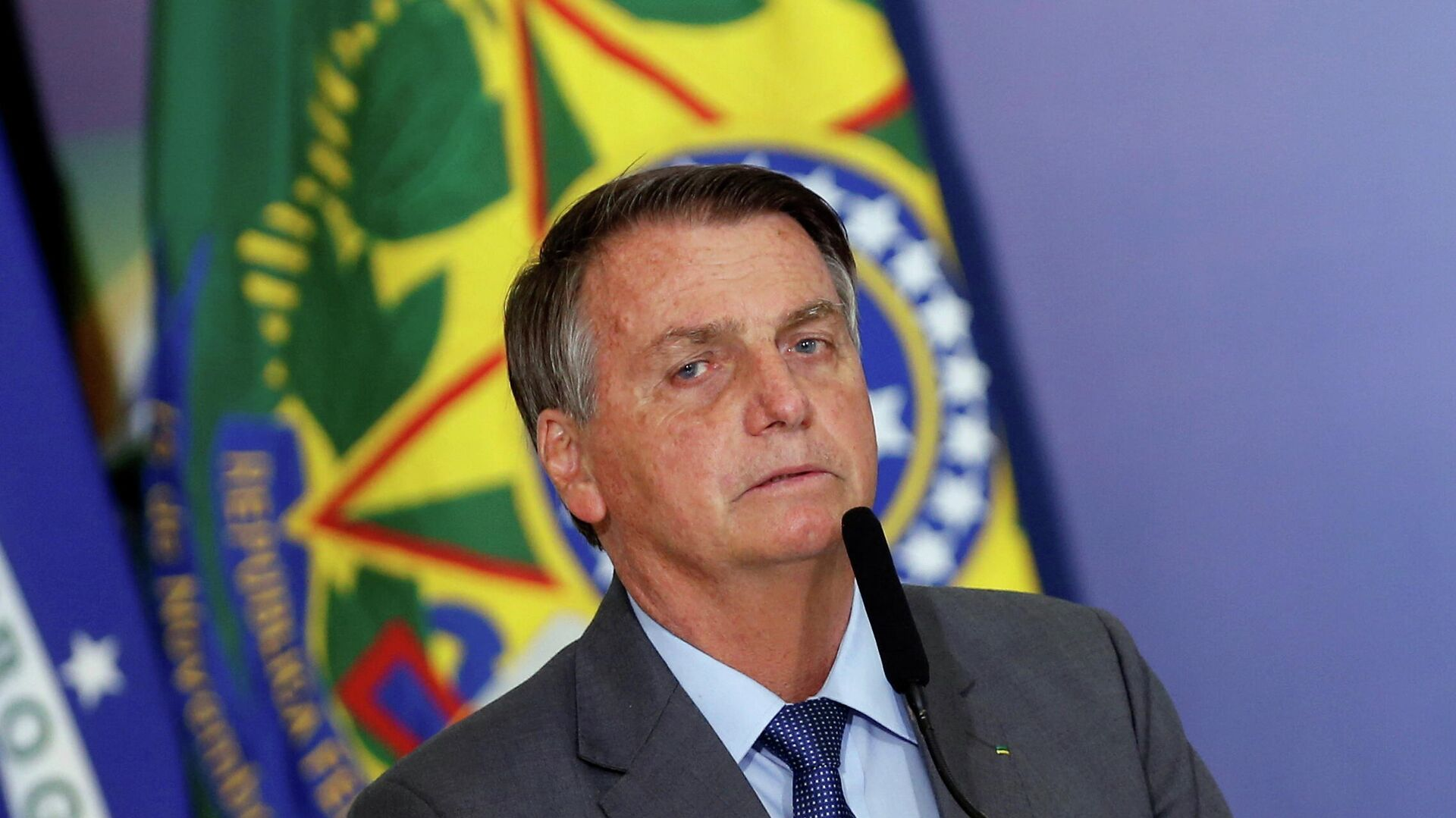 Jair Bolsonaro, presidente de Brasil - Sputnik Mundo, 1920, 04.08.2021