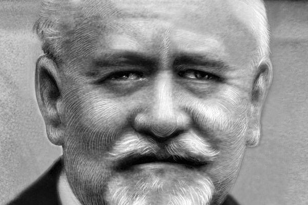 Albert Calmette, uno de los descubridores de la vacuna BCG. (AFP) - Sputnik Mundo