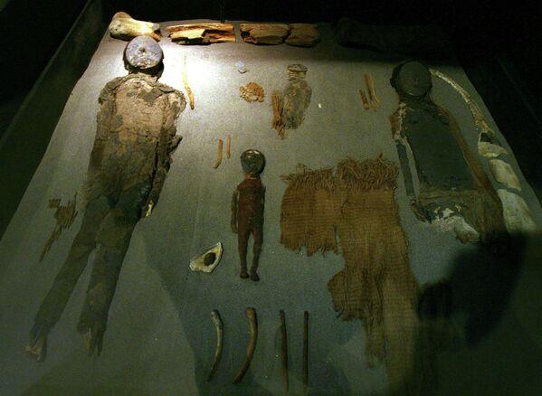 Los asentamientos y momificación artificial de la Cultura Chinchorro en la región de Arica y Perinacota de Chile son reconocidos por Unesco debido a que atestiguan la vida de cazadores-recolectores marinos de una tradición cultural desaparecida.  - Sputnik Mundo