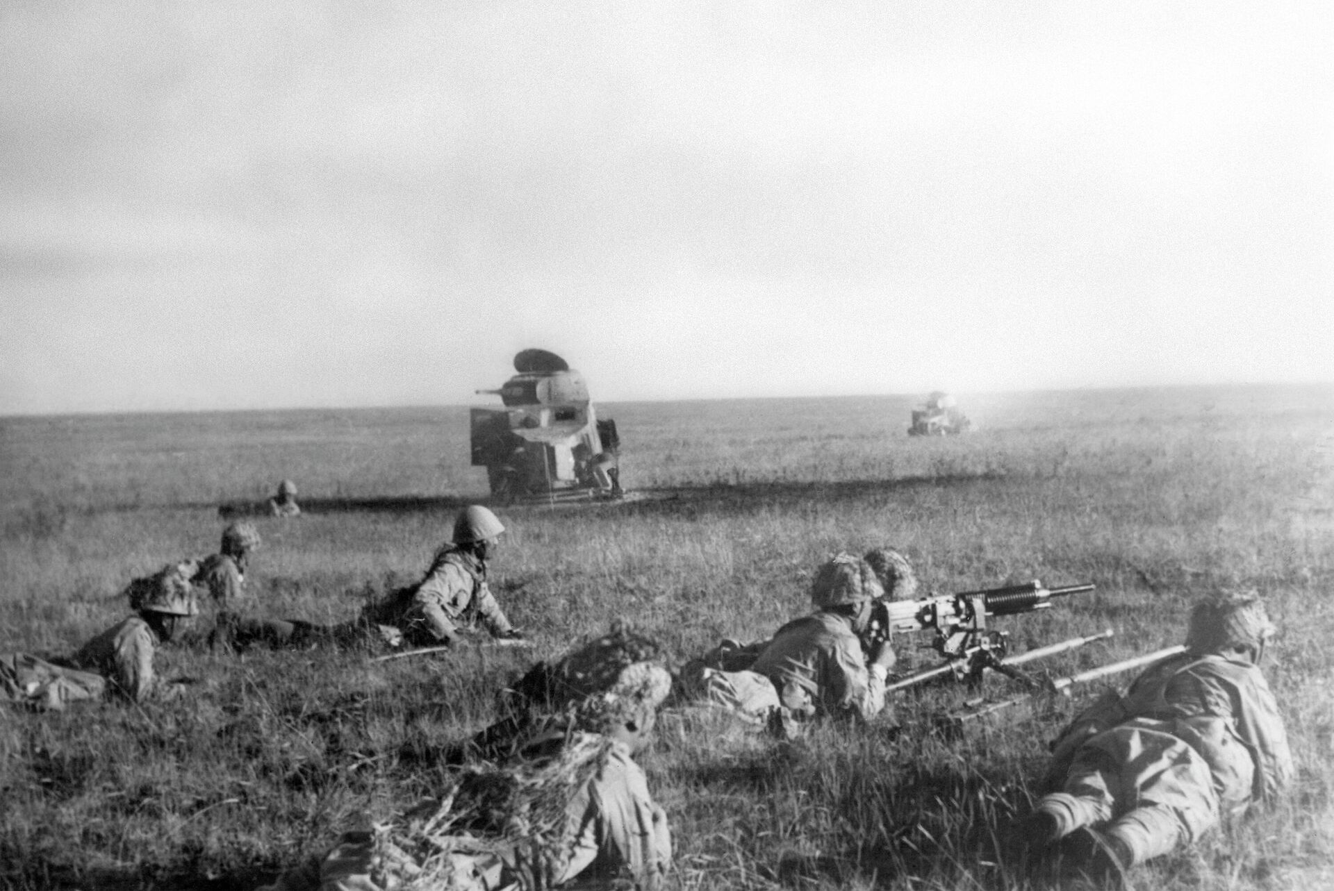 Soldados japoneses en Mongolia - Sputnik Mundo, 1920, 06.08.2021