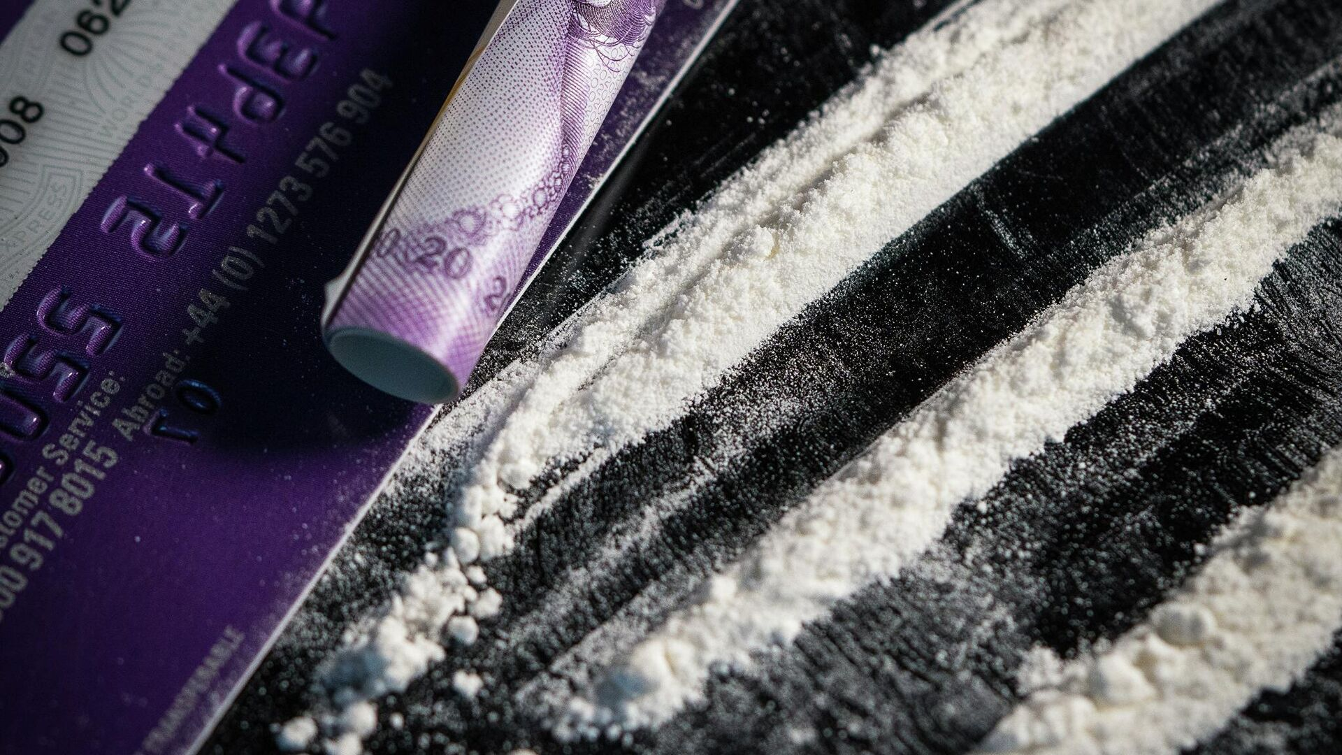 Cocaína (imagen referencial) - Sputnik Mundo, 1920, 06.08.2021