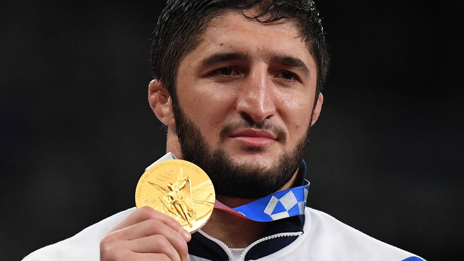 Abdulrashid Sadulaev, luchador ruso - Sputnik Mundo, 1920, 07.08.2021