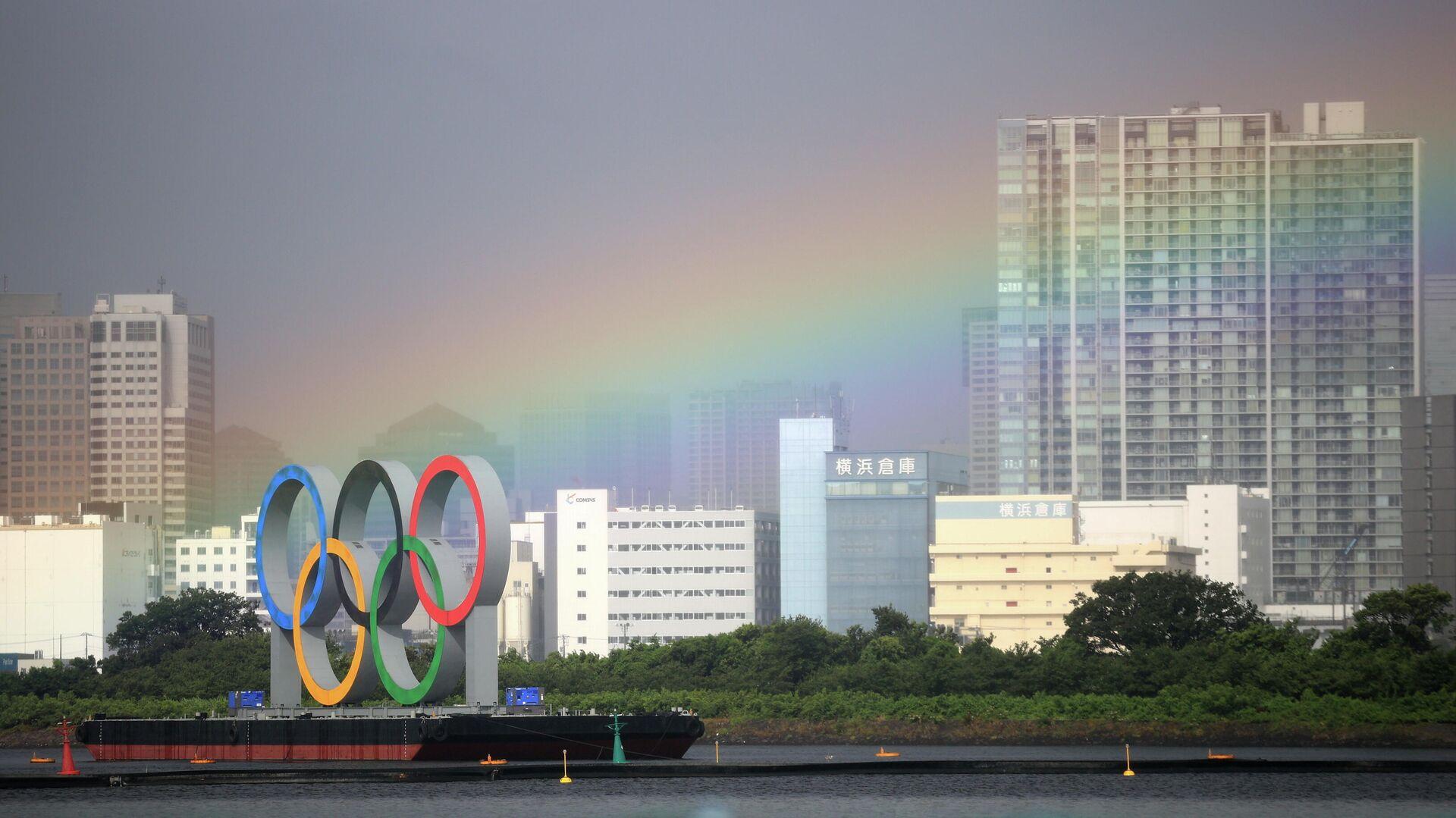 La ciudad de Tokio durante los JJOO 2020 - Sputnik Mundo, 1920, 07.08.2021