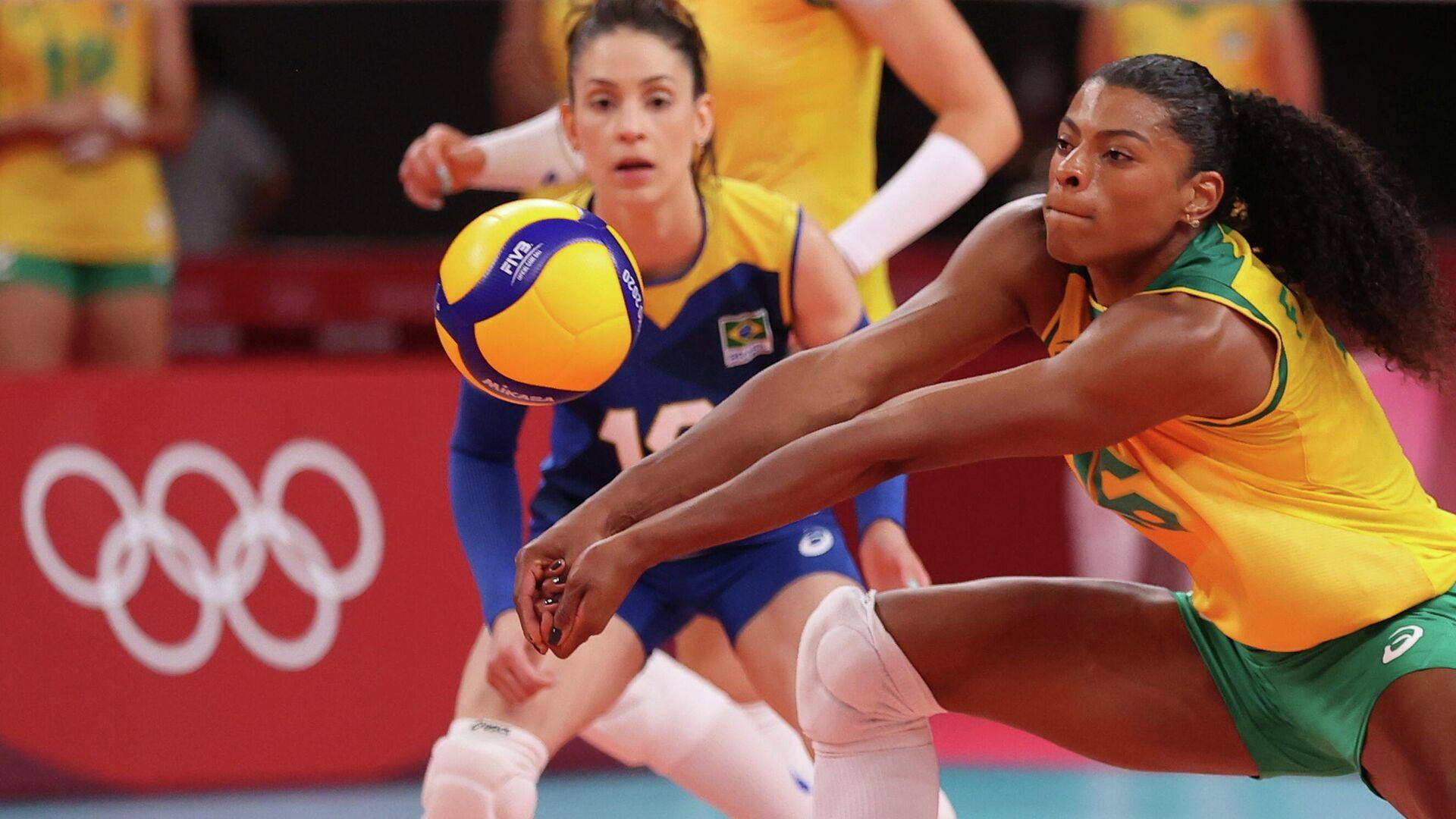 Selección brasileña de voleibol femenino - Sputnik Mundo, 1920, 08.08.2021