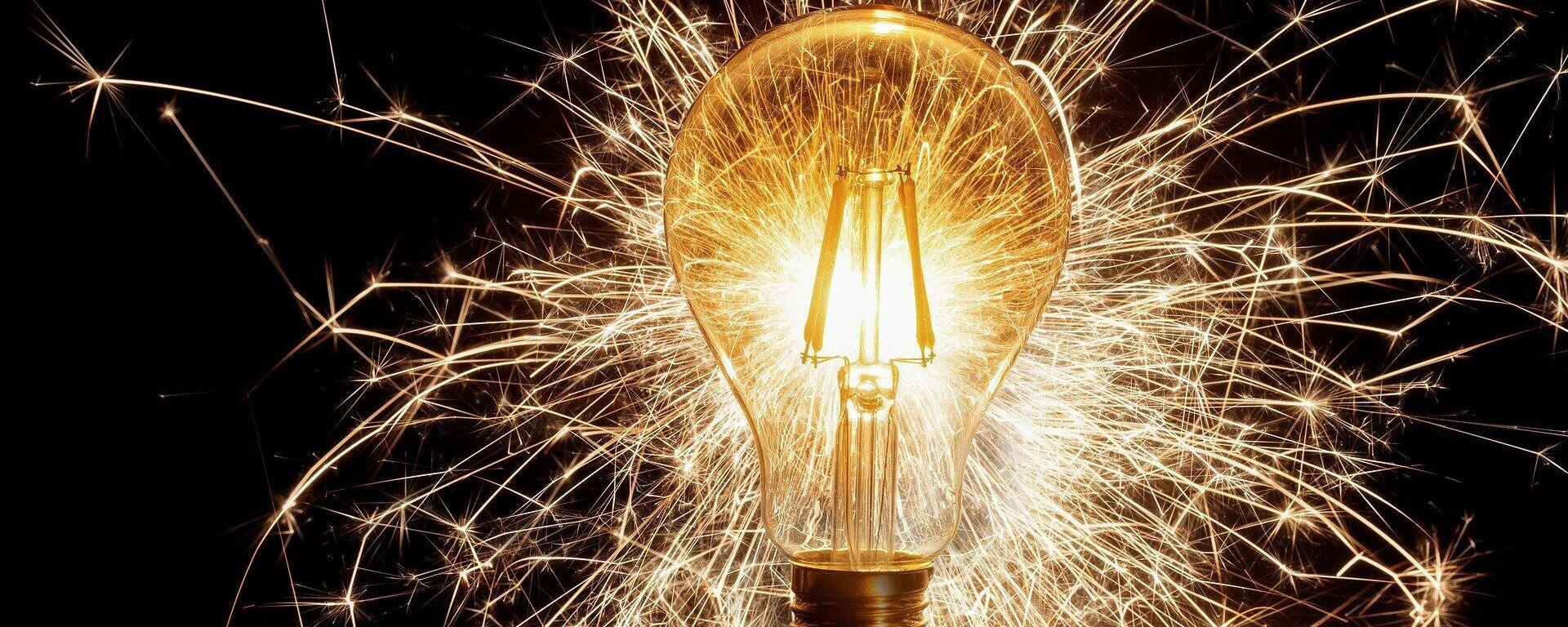 El coste de la energía eléctrica se dispara en España - Sputnik Mundo, 1920, 09.08.2021