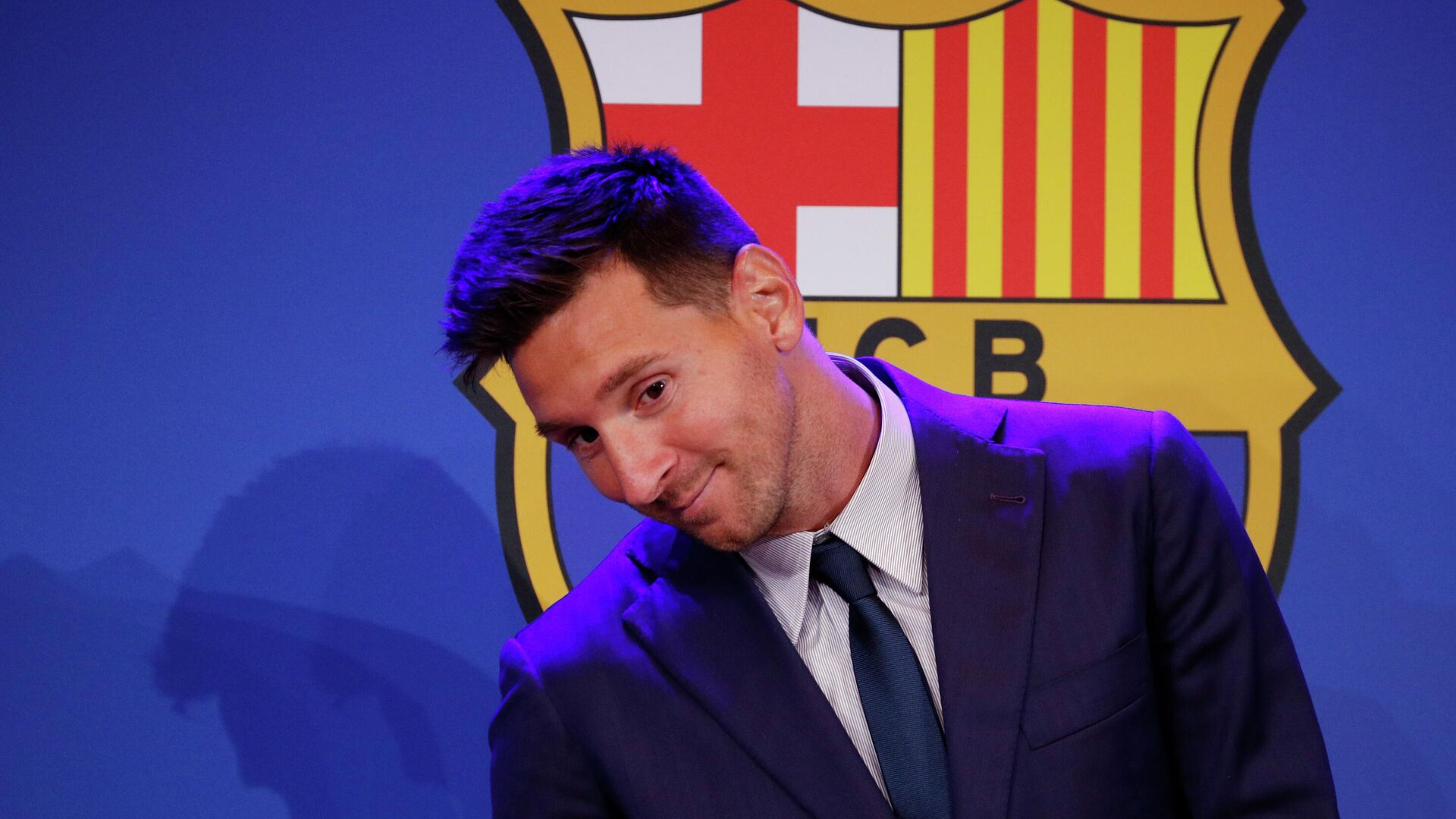 El futbolista argentino, Lionel Messi - Sputnik Mundo, 1920, 10.08.2021