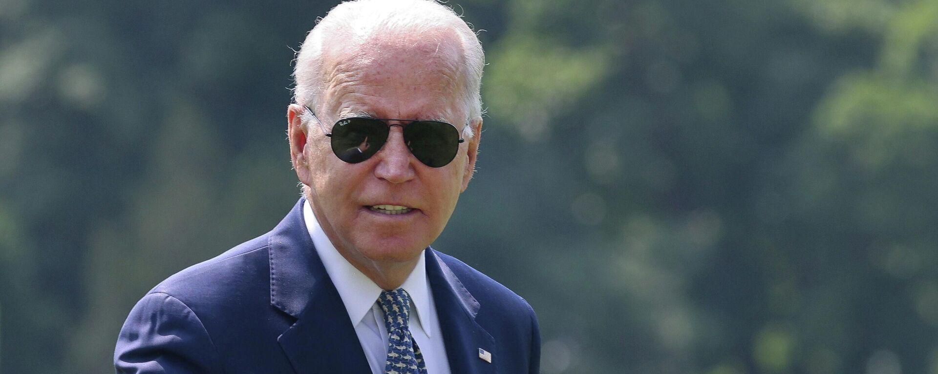 Joe Biden, presidente de EEUU - Sputnik Mundo, 1920, 16.08.2021