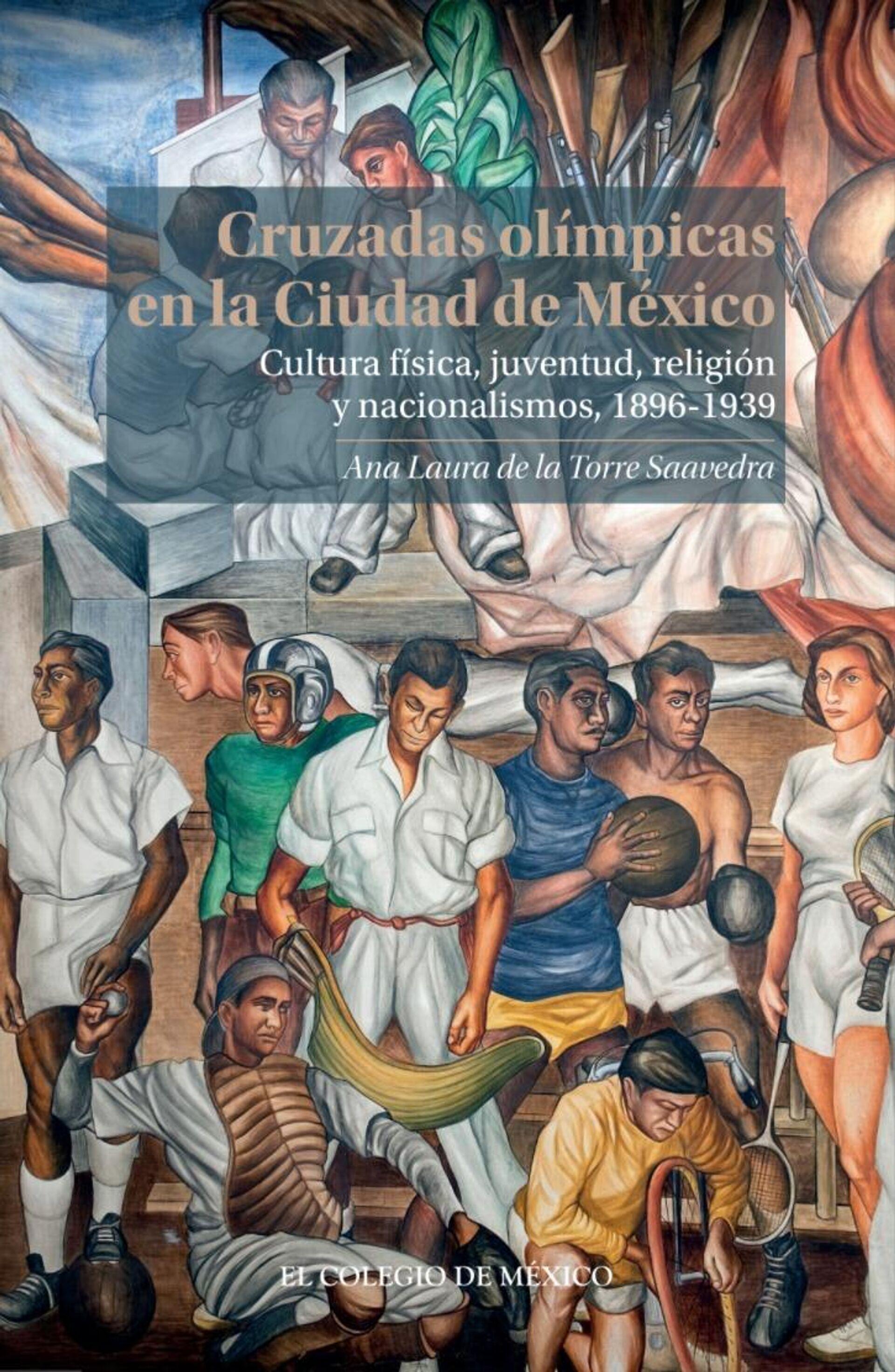 El libro 'Cruzadas Olímpicas en la Ciudad de México' - Sputnik Mundo, 1920, 11.08.2021